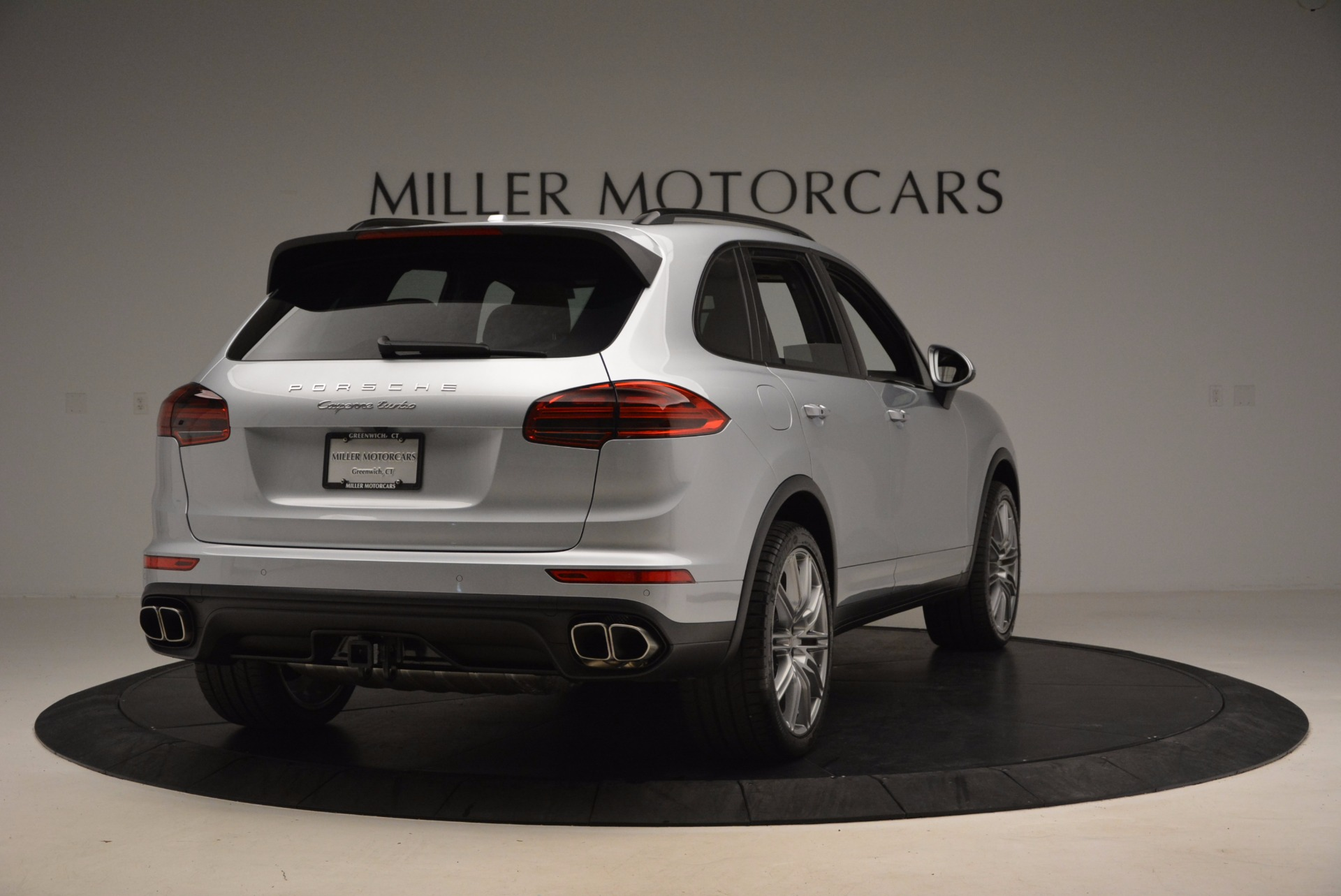 Used 2016 Porsche Cayenne Turbo For Sale 0 In Greenwich, CT