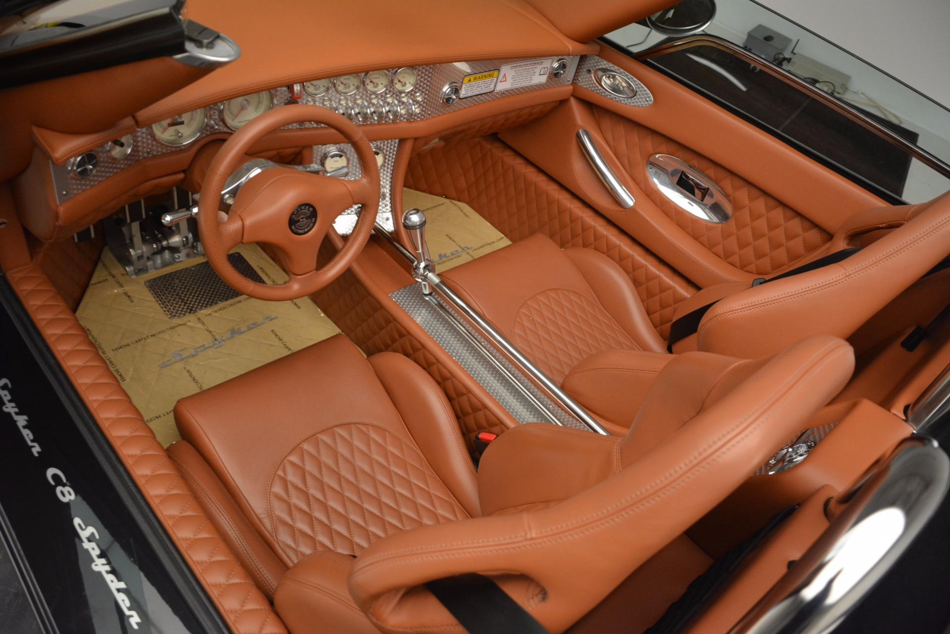 Used 2006 Spyker C8 Spyder  For Sale 0 In Greenwich, CT