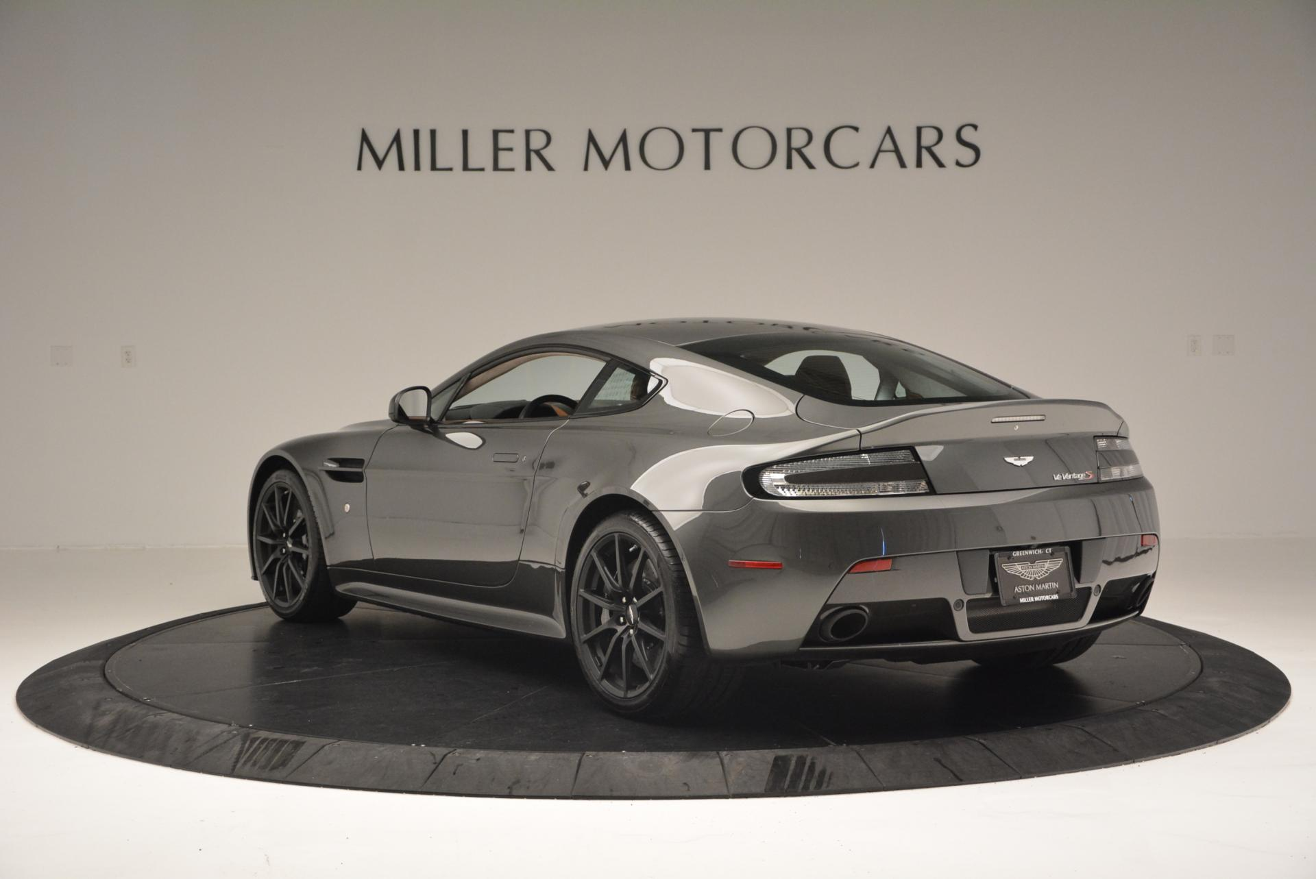 Used 2015 Aston Martin V12 Vantage S  For Sale 0 In Greenwich, CT