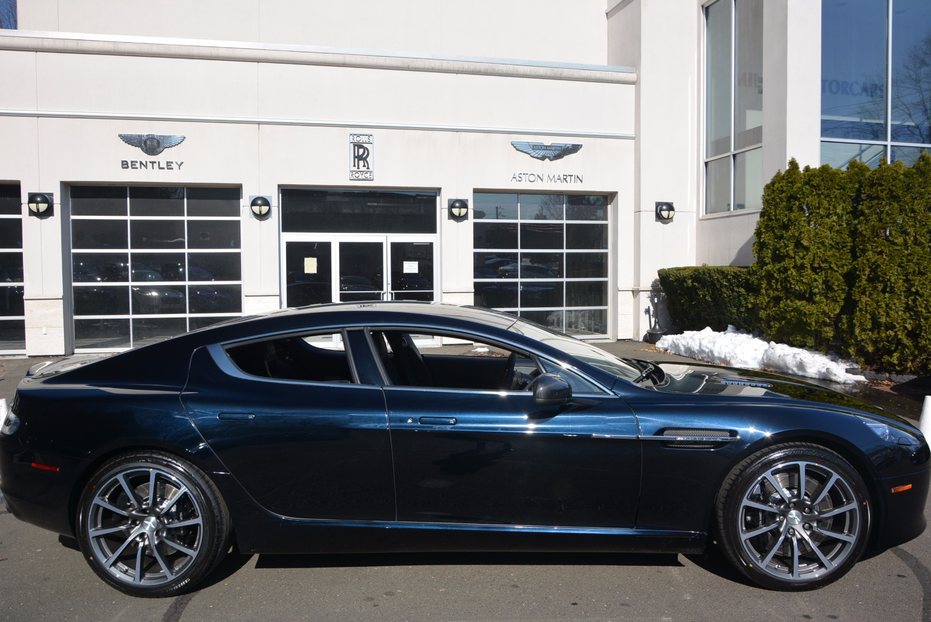New 2017 Aston Martin Rapide S Shadow Edition For Sale 0 In Greenwich, CT