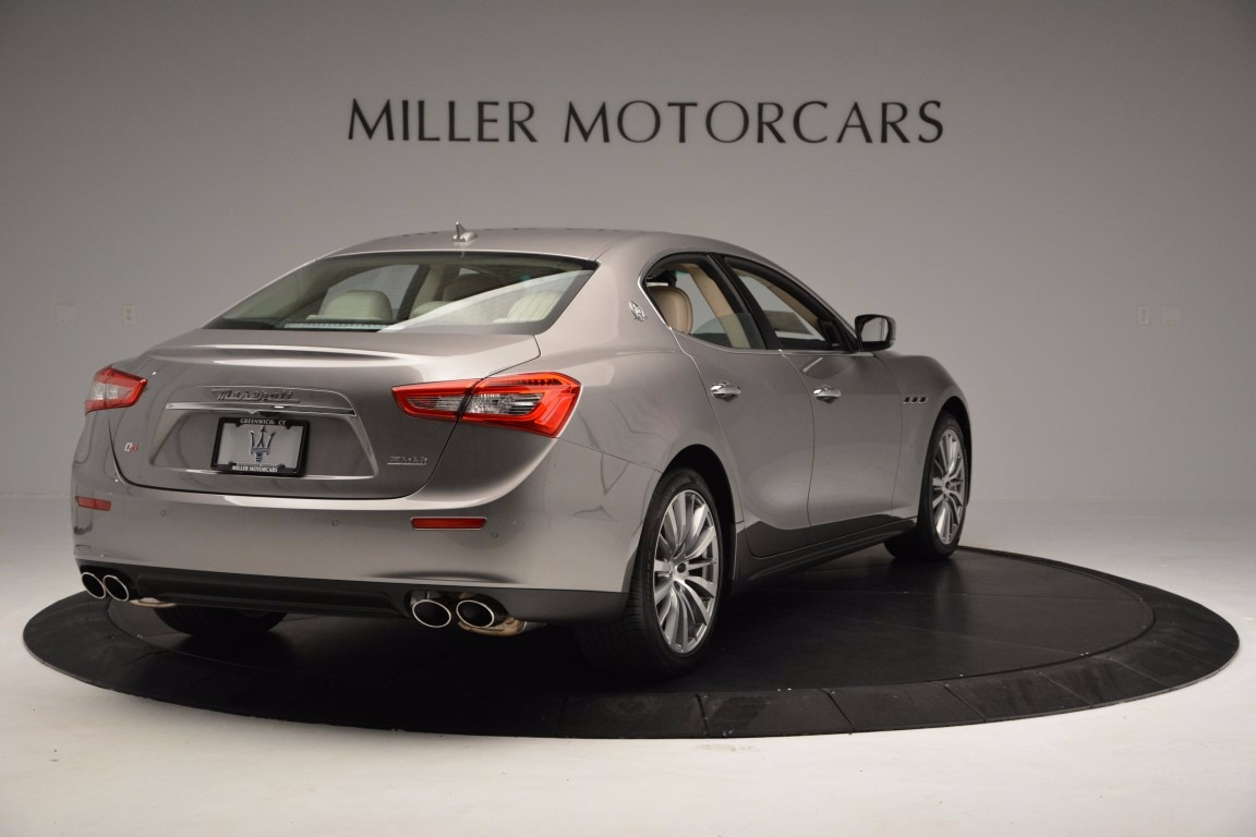 New 2017 Maserati Ghibli S Q4 EX-Loaner For Sale 0 In Greenwich, CT