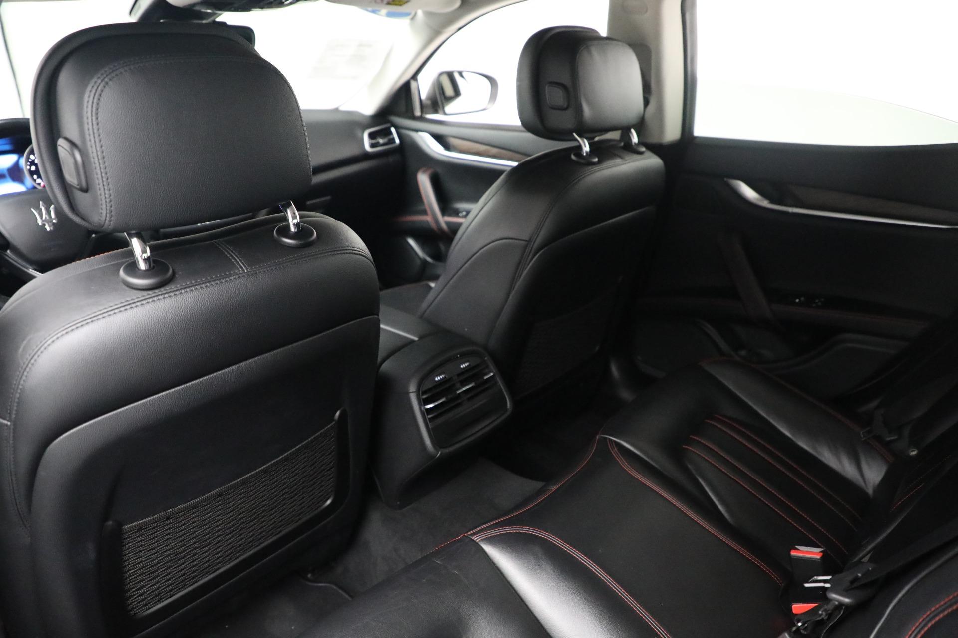 New 2017 Maserati Ghibli S Q4 EX-Loaner For Sale 0 In Greenwich, CT