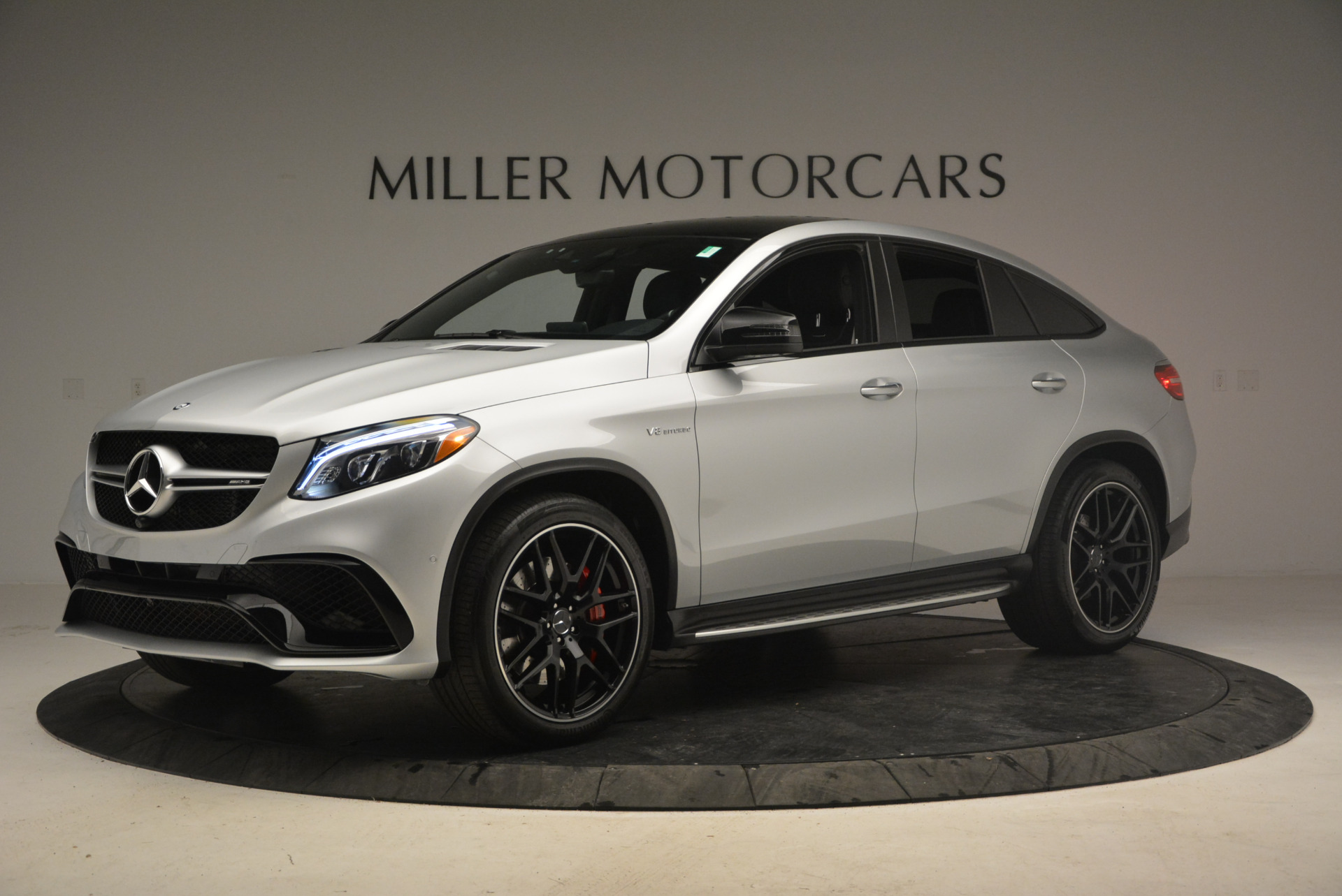 Used 2016 Mercedes Benz AMG GLE63 S For Sale 0 In Greenwich, CT