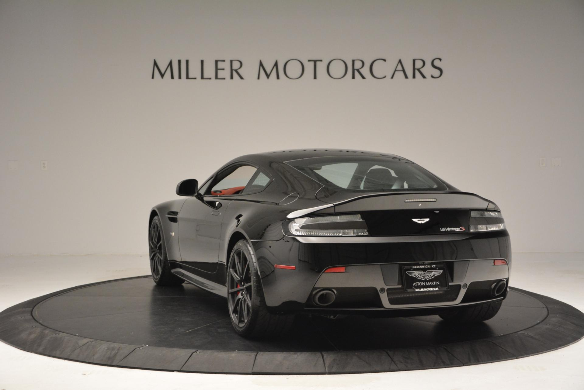 New 2015 Aston Martin V12 Vantage S  For Sale 0 In Greenwich, CT