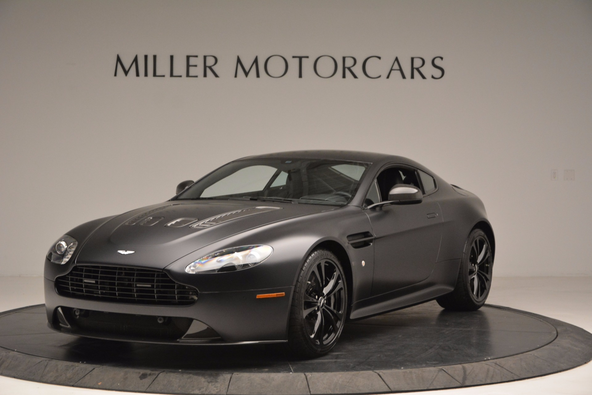 2012 aston martin v12 vantage carbon black stock # a1214a for sale