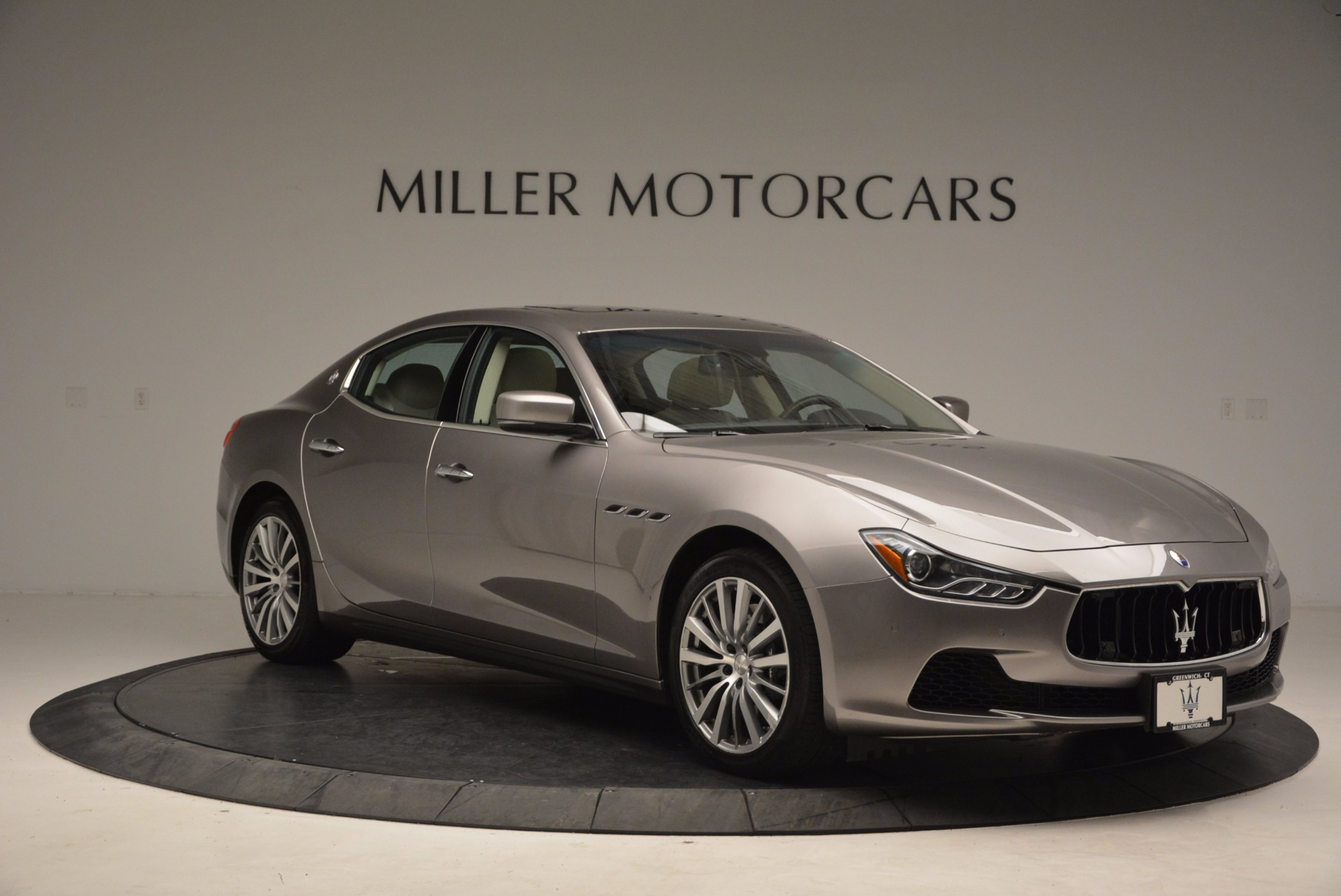Used 2015 Maserati Ghibli S Q4 For Sale 0 In Greenwich, CT
