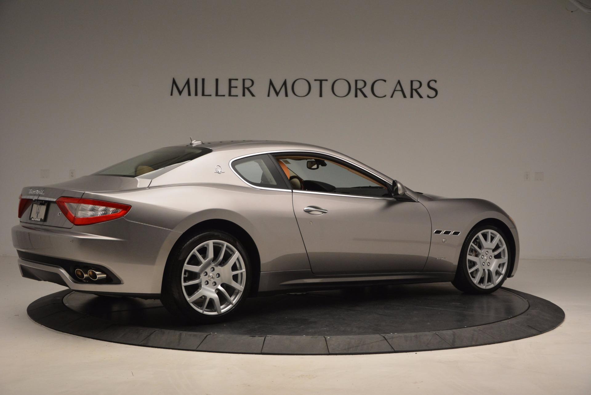 Used 2009 Maserati GranTurismo S For Sale 0 In Greenwich, CT