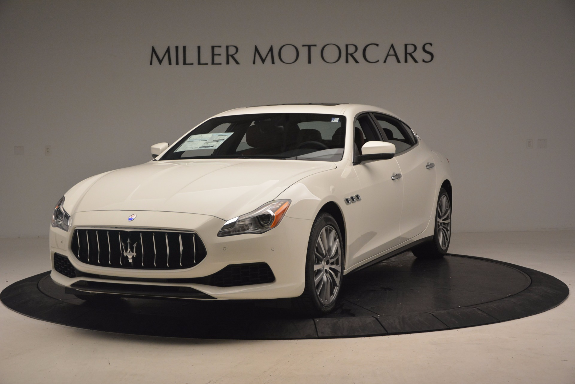 New 2017 Maserati Quattroporte SQ4 For Sale 0 In Greenwich, CT