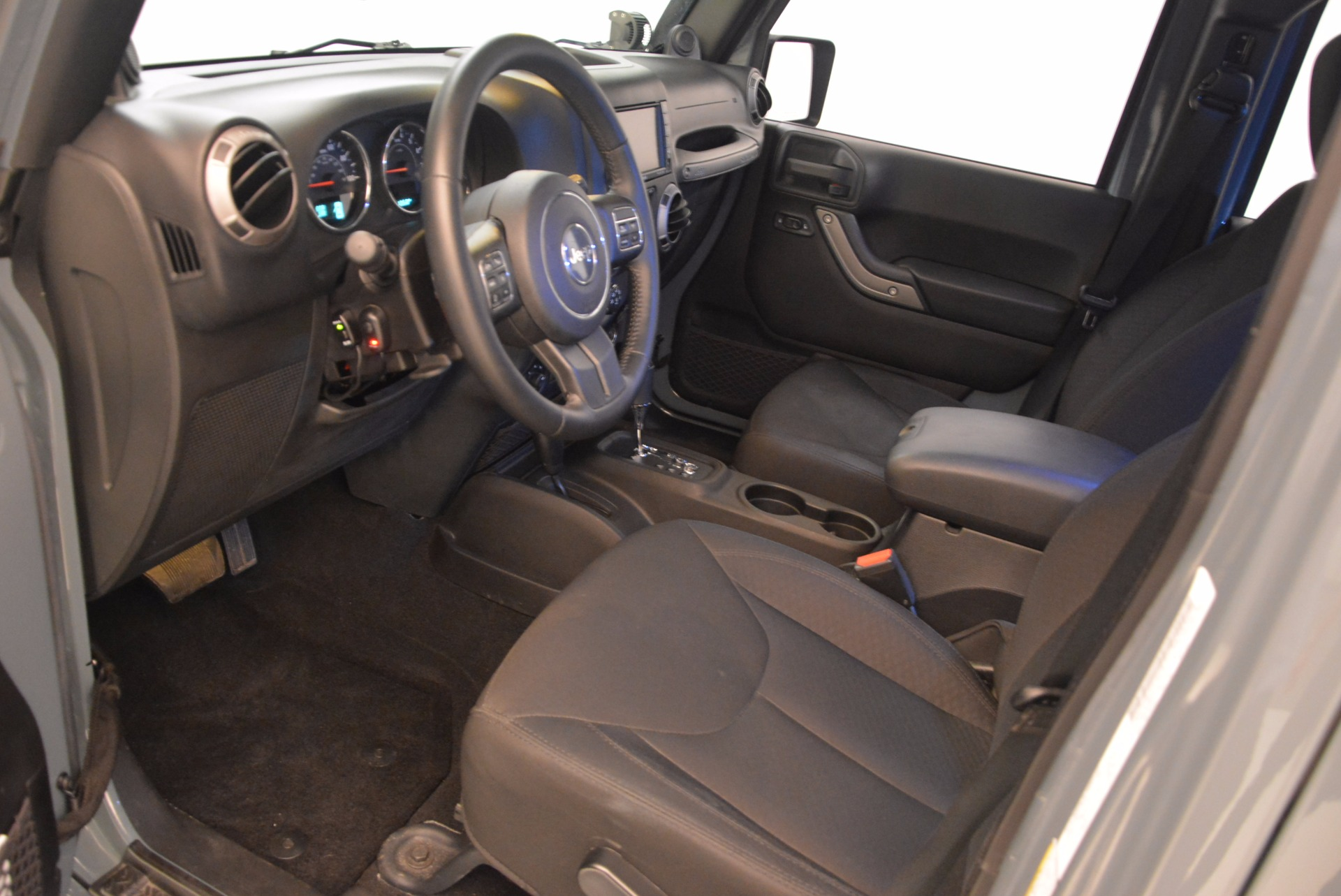 Used 2014 Jeep Wrangler Unlimited Sport For Sale 0 In Greenwich, CT