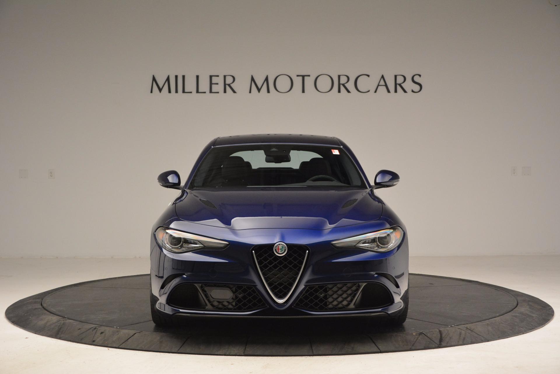 New 2017 Alfa Romeo Giulia Quadrifoglio For Sale 0 In Greenwich, CT