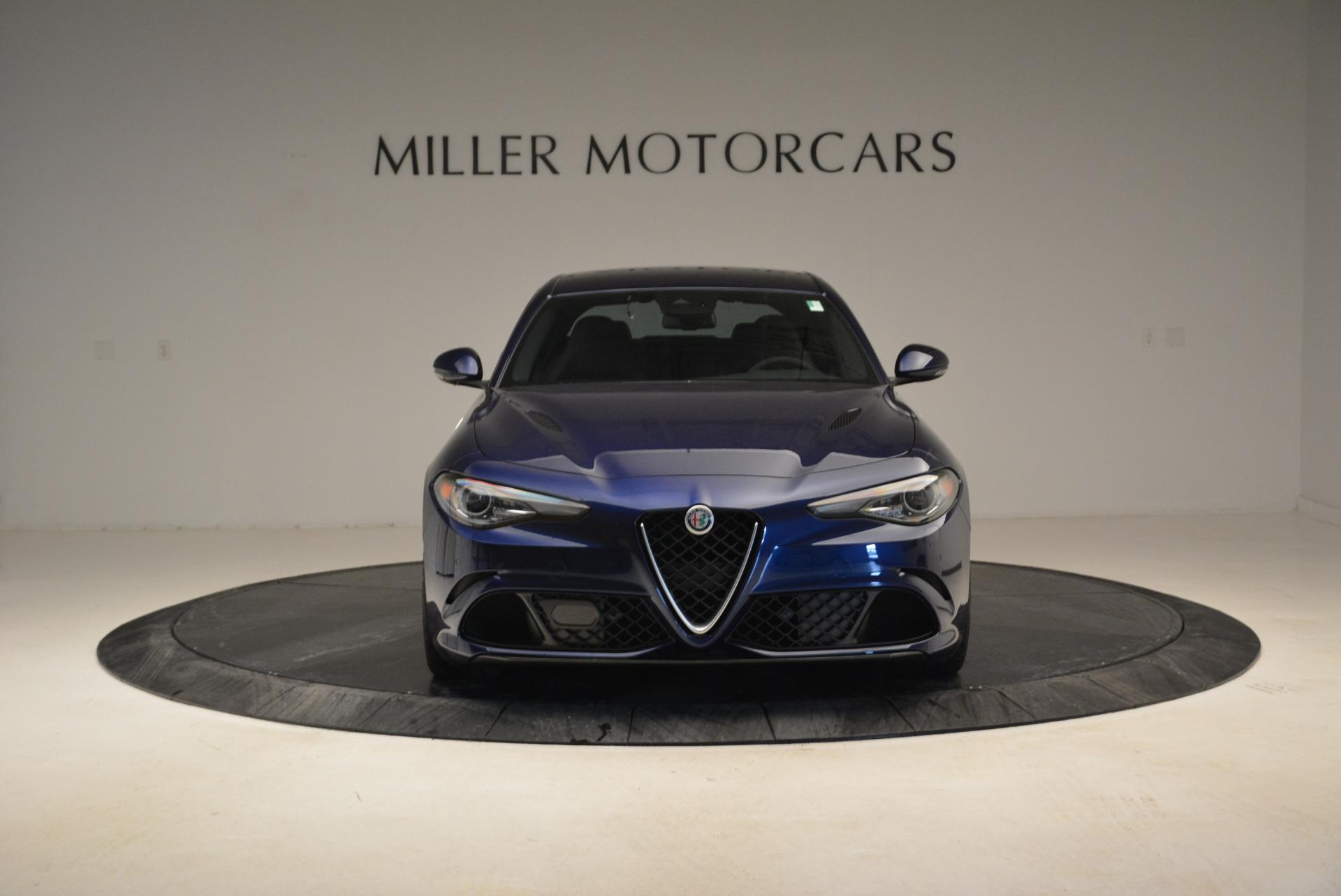 Used 2017 Alfa Romeo Giulia Quadrifoglio For Sale 0 In Greenwich, CT
