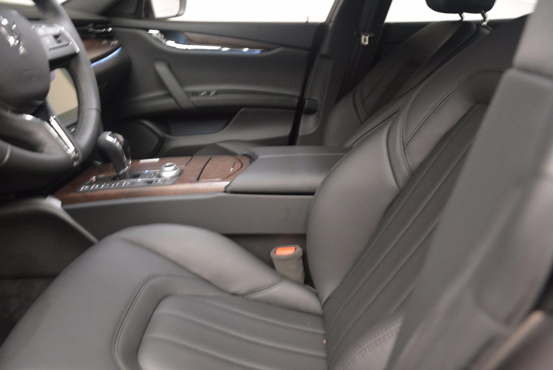 New 2017 Maserati Quattroporte SQ4 For Sale 0 In Greenwich, CT