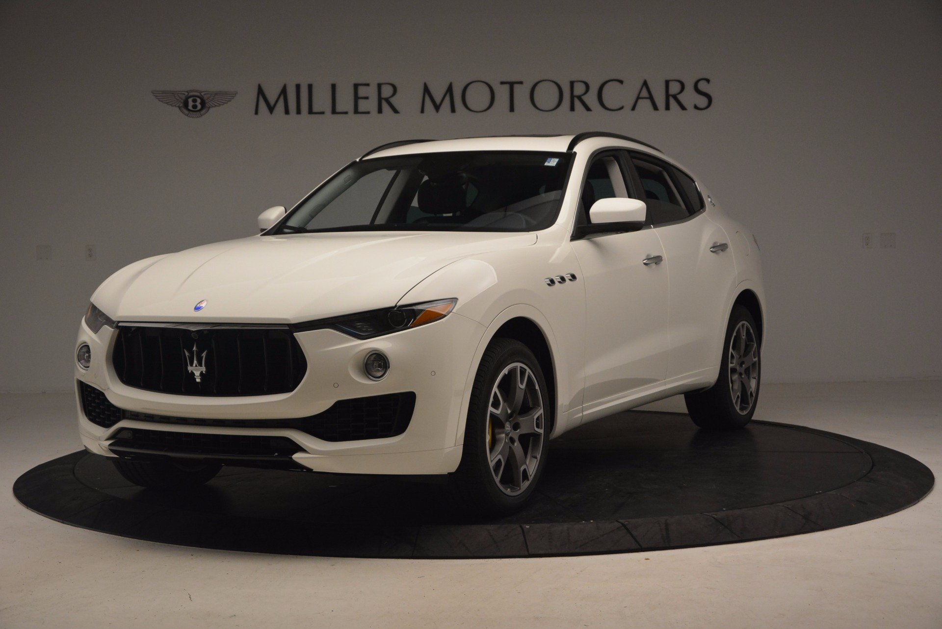 New 2017 Maserati Levante S Q4 For Sale 0 In Greenwich, CT