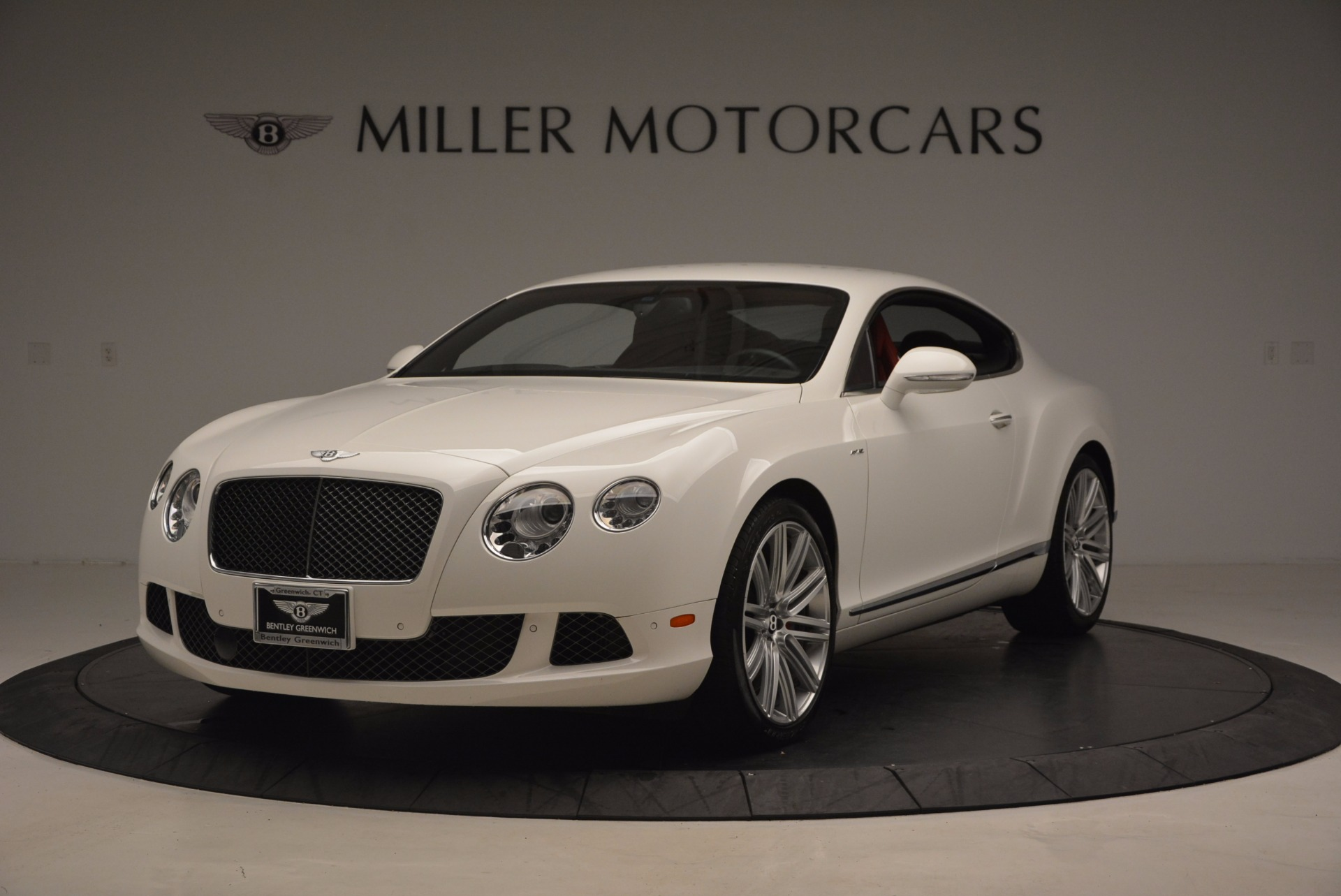 Used 2014 Bentley Continental GT Speed For Sale 0 In Greenwich, CT