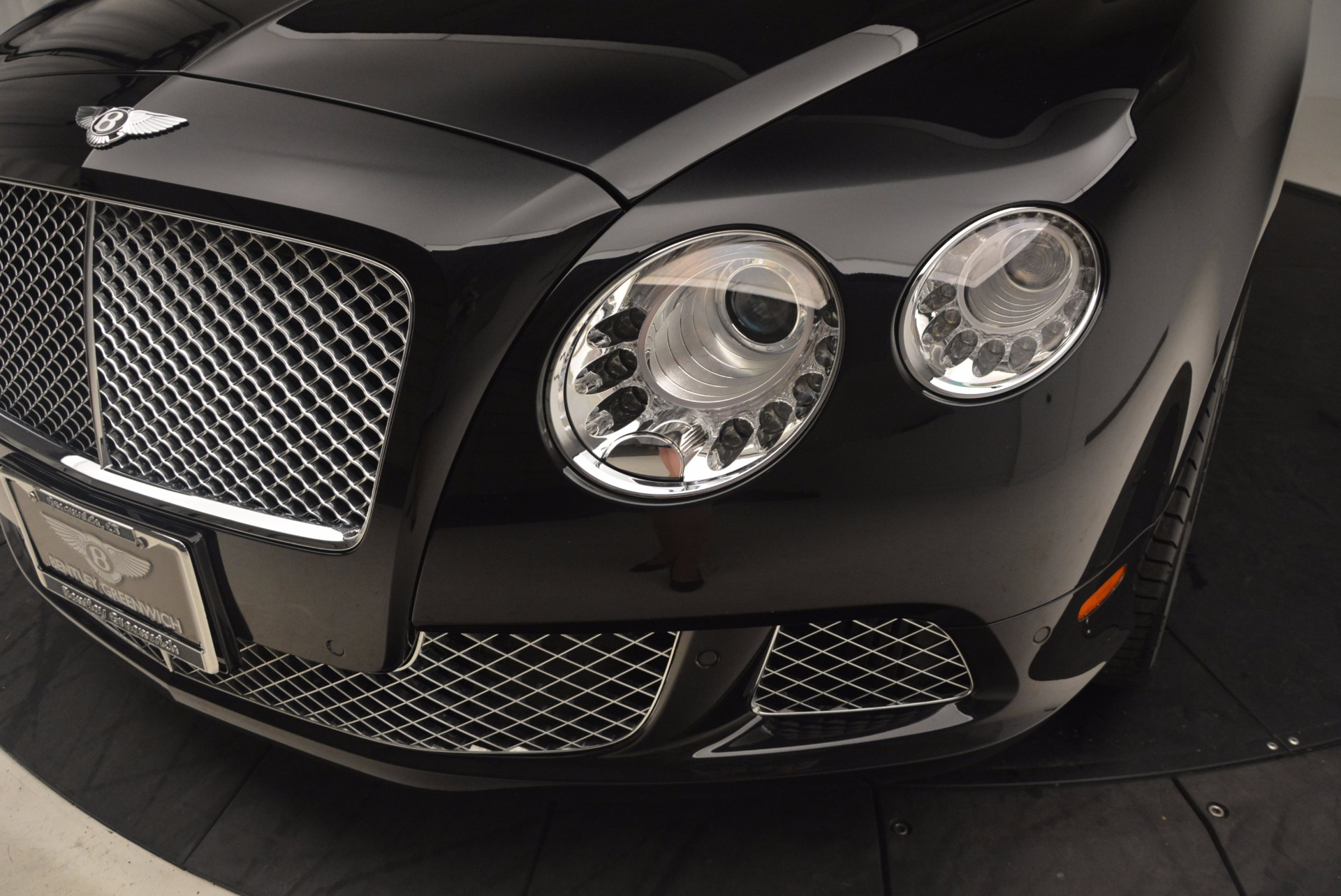 Used 2012 Bentley Continental GT W12 Convertible For Sale 0 In Greenwich, CT