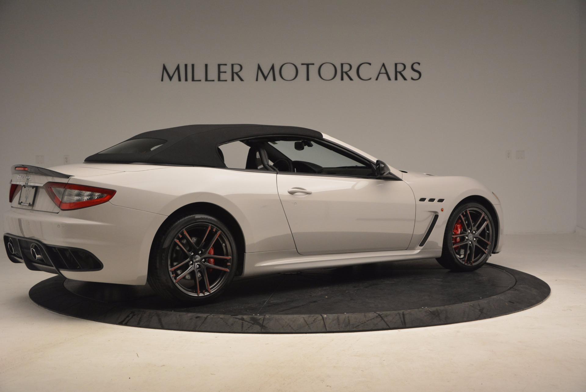 Used 2015 Maserati GranTurismo MC Centennial For Sale 0 In Greenwich, CT