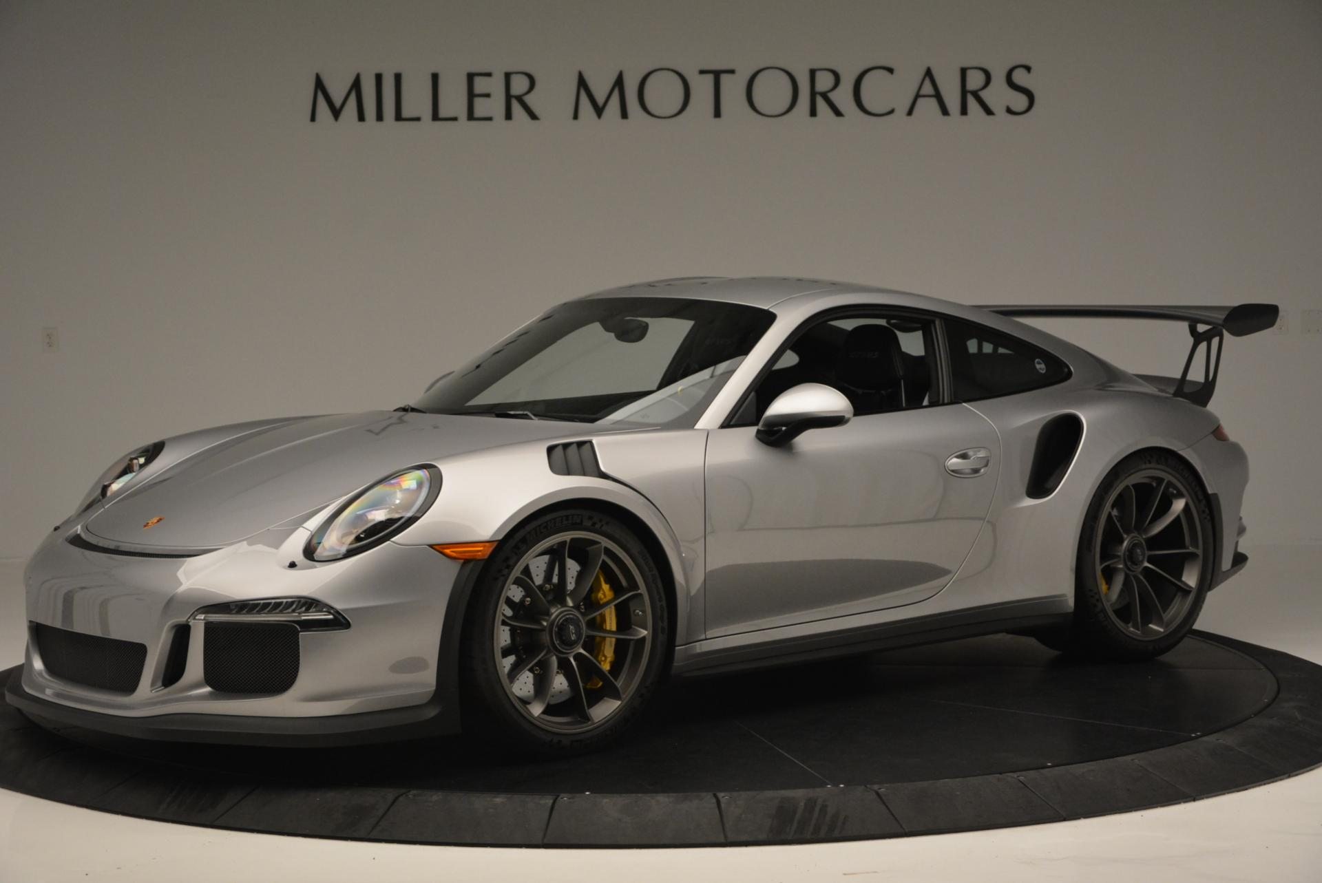 Used 2016 Porsche 911 GT3 RS For Sale 0 In Greenwich, CT