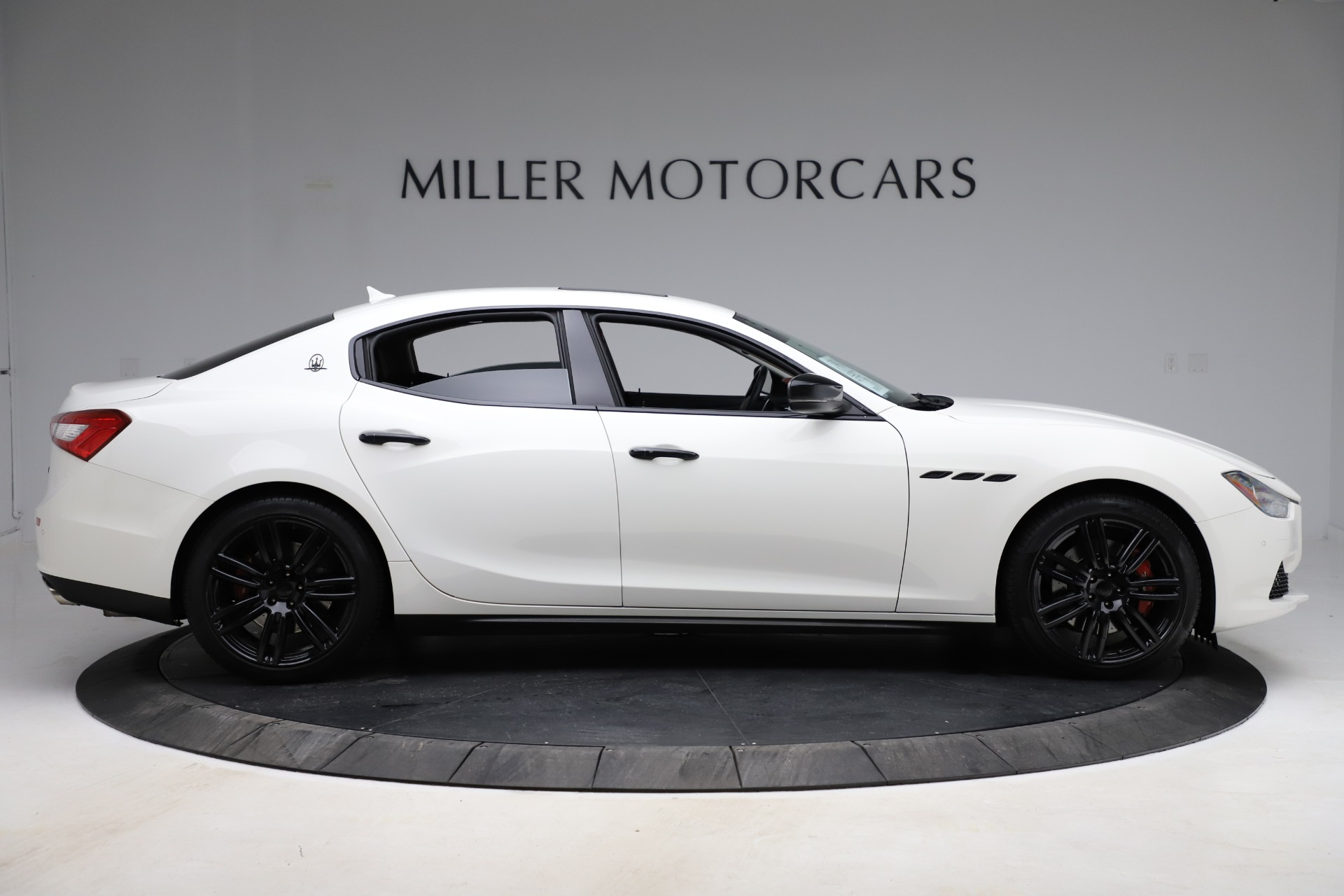 Used 2017 Maserati Ghibli S Q4 For Sale 0 In Greenwich, CT