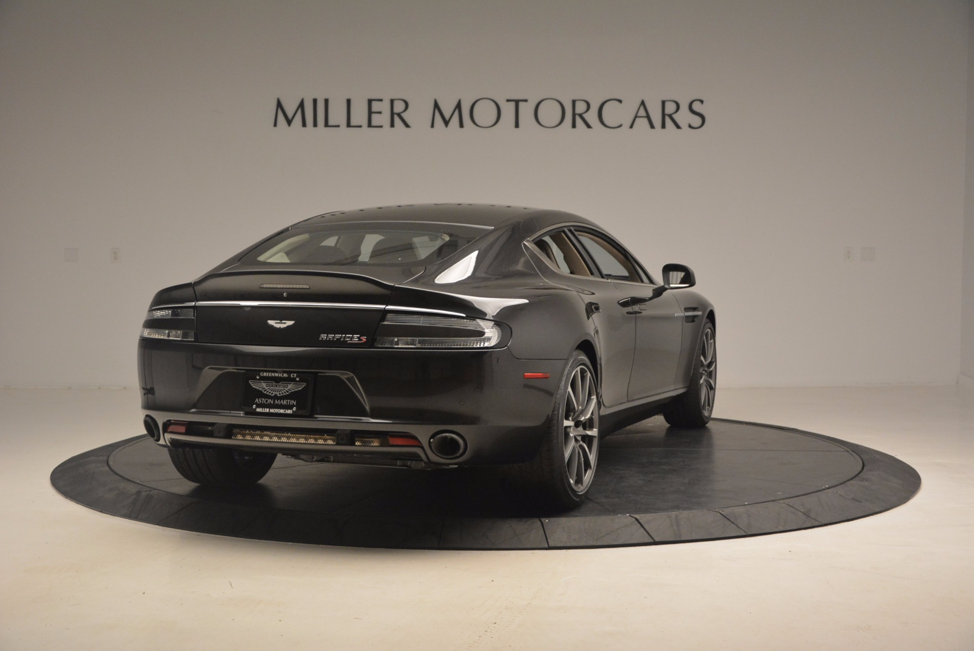 New 2017 Aston Martin Rapide S  For Sale 0 In Greenwich, CT