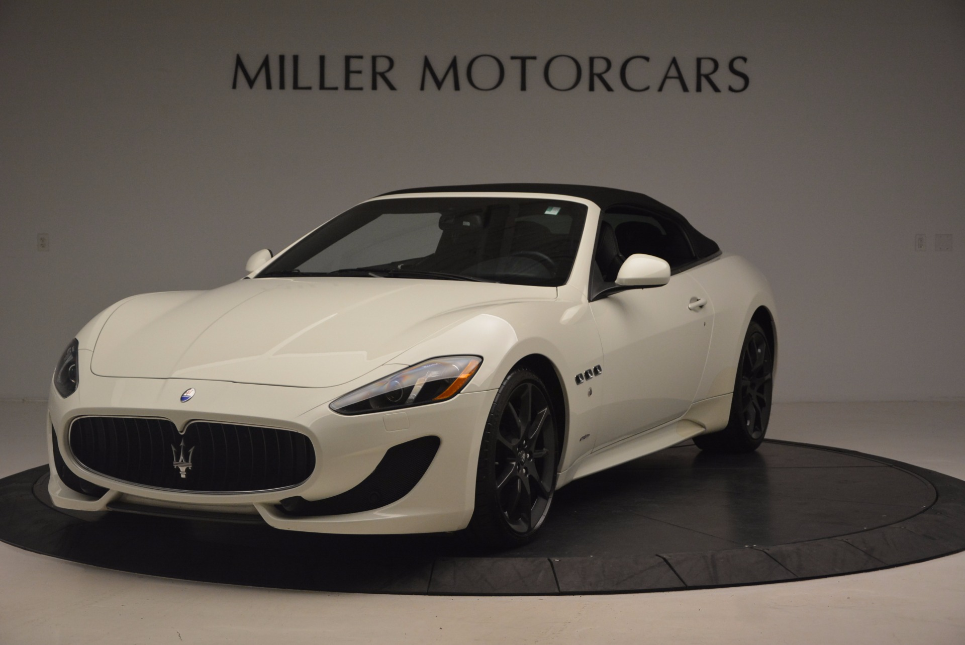 Used 2014 Maserati GranTurismo Sport For Sale 0 In Greenwich, CT