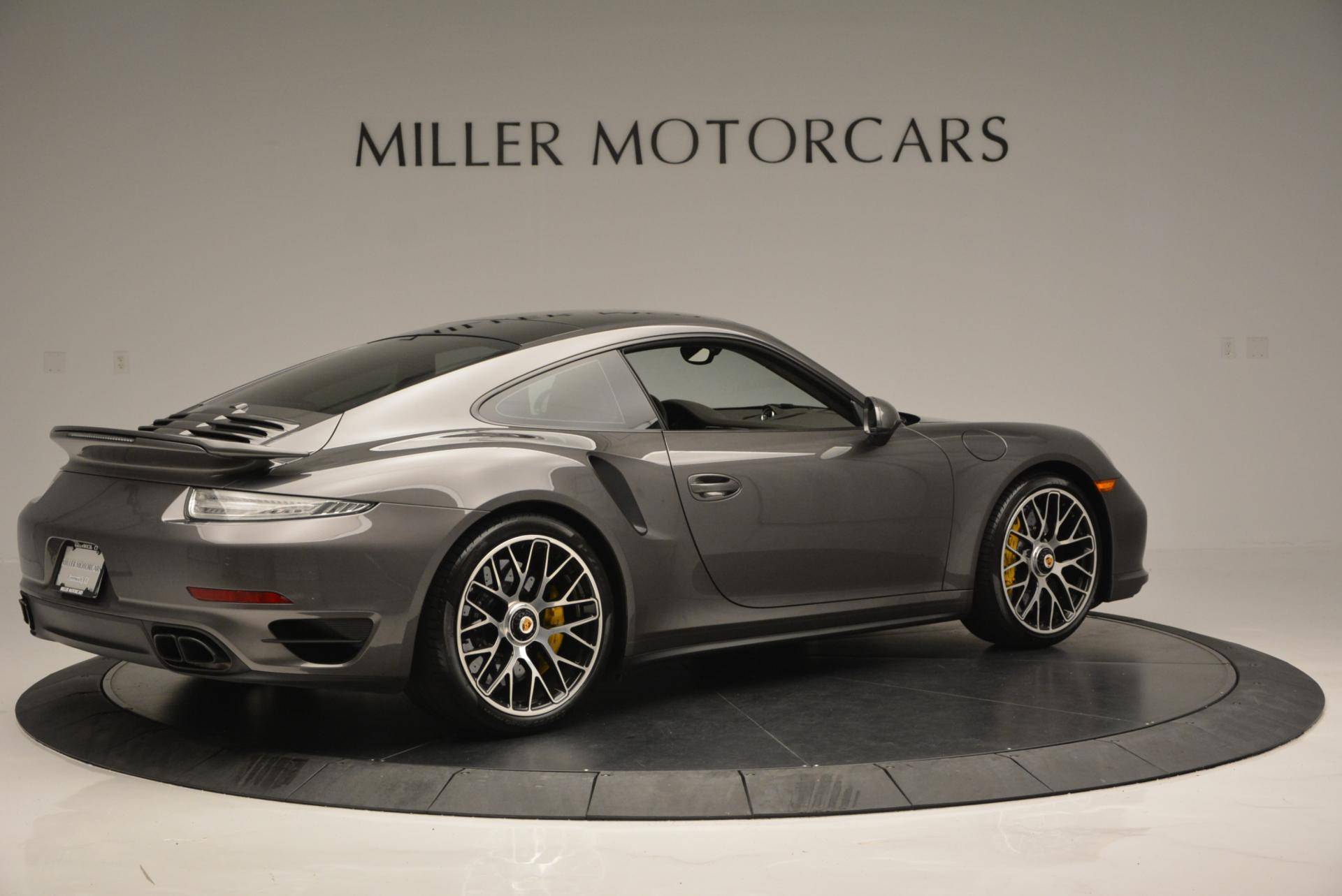 Used 2014 Porsche 911 Turbo S For Sale 0 In Greenwich, CT