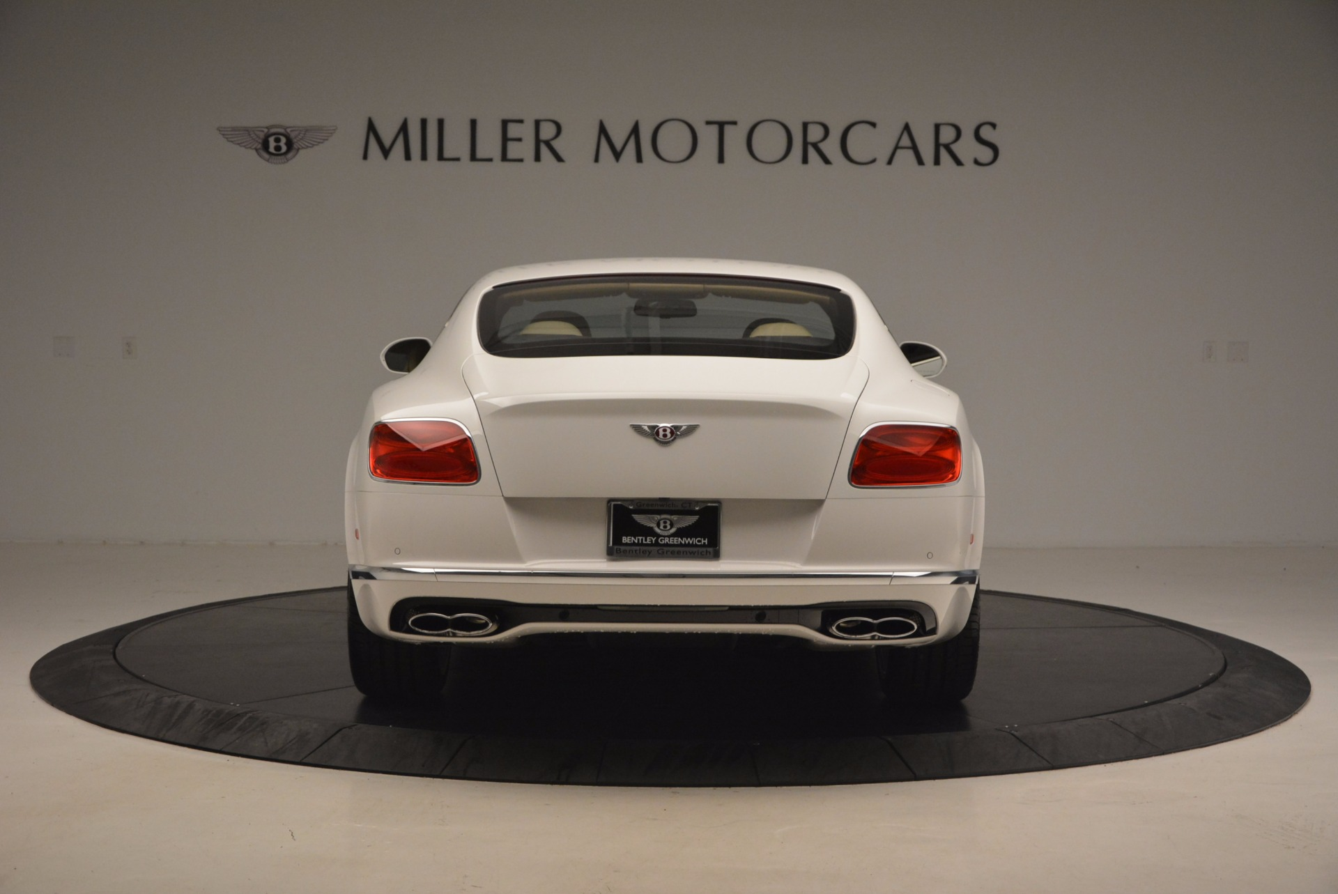 Used 2017 Bentley Continental GT V8 For Sale 0 In Greenwich, CT