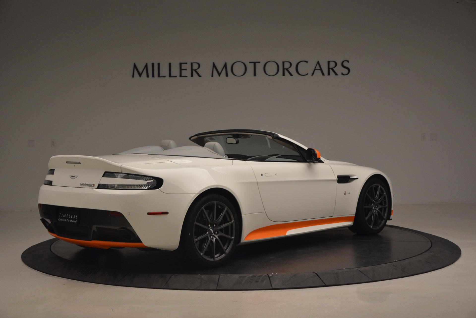 Used 2017 Aston Martin V12 Vantage S Convertible For Sale 0 In Greenwich, CT