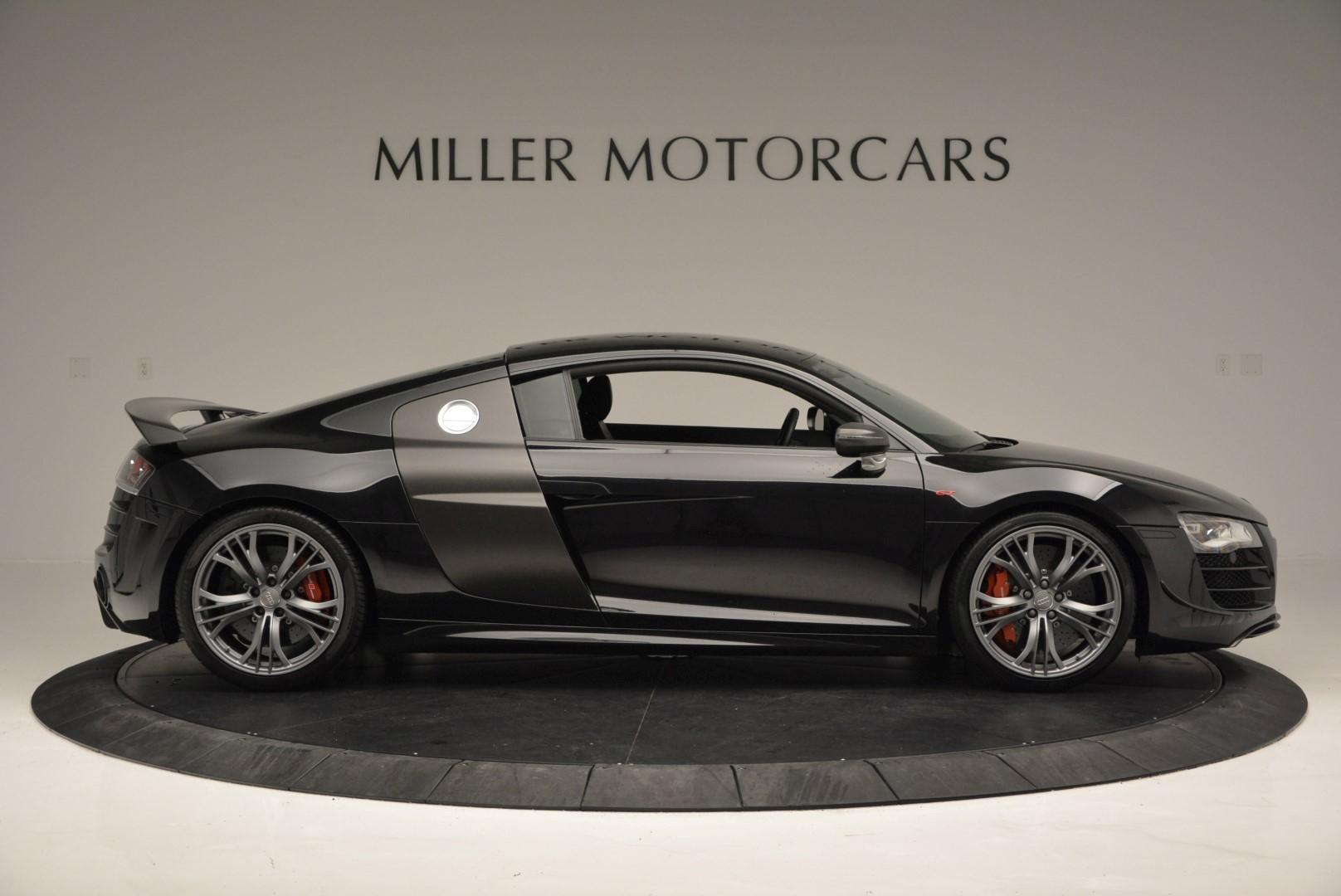 Used 2012 Audi R8 GT (R tronic) For Sale 0 In Greenwich, CT