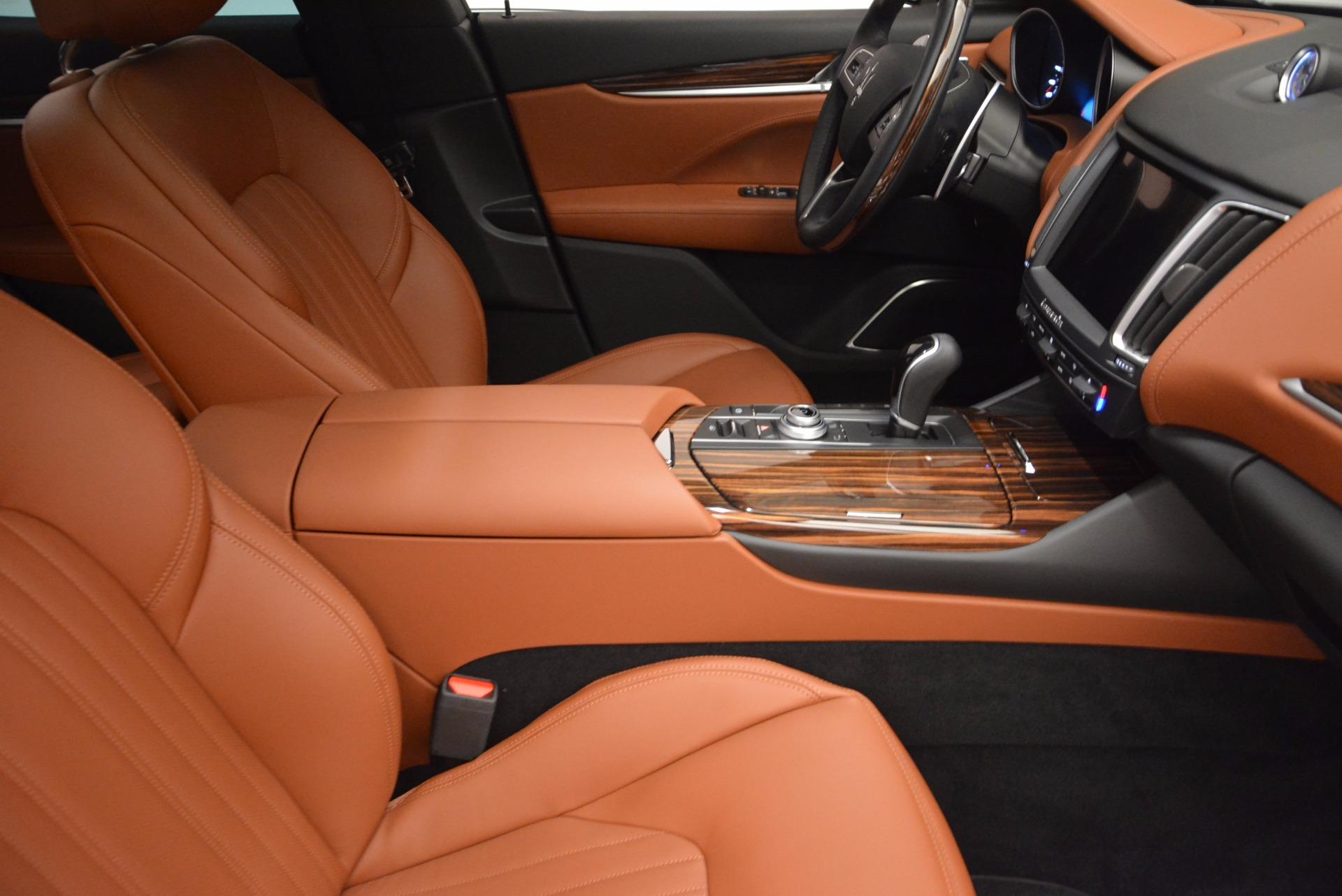 New 2017 Maserati Levante S Q4 For Sale 0 In Greenwich, CT