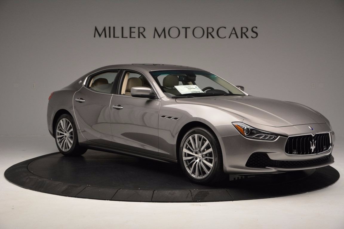 Used 2017 Maserati Ghibli S Q4 Ex-Loaner For Sale 0 In Greenwich, CT