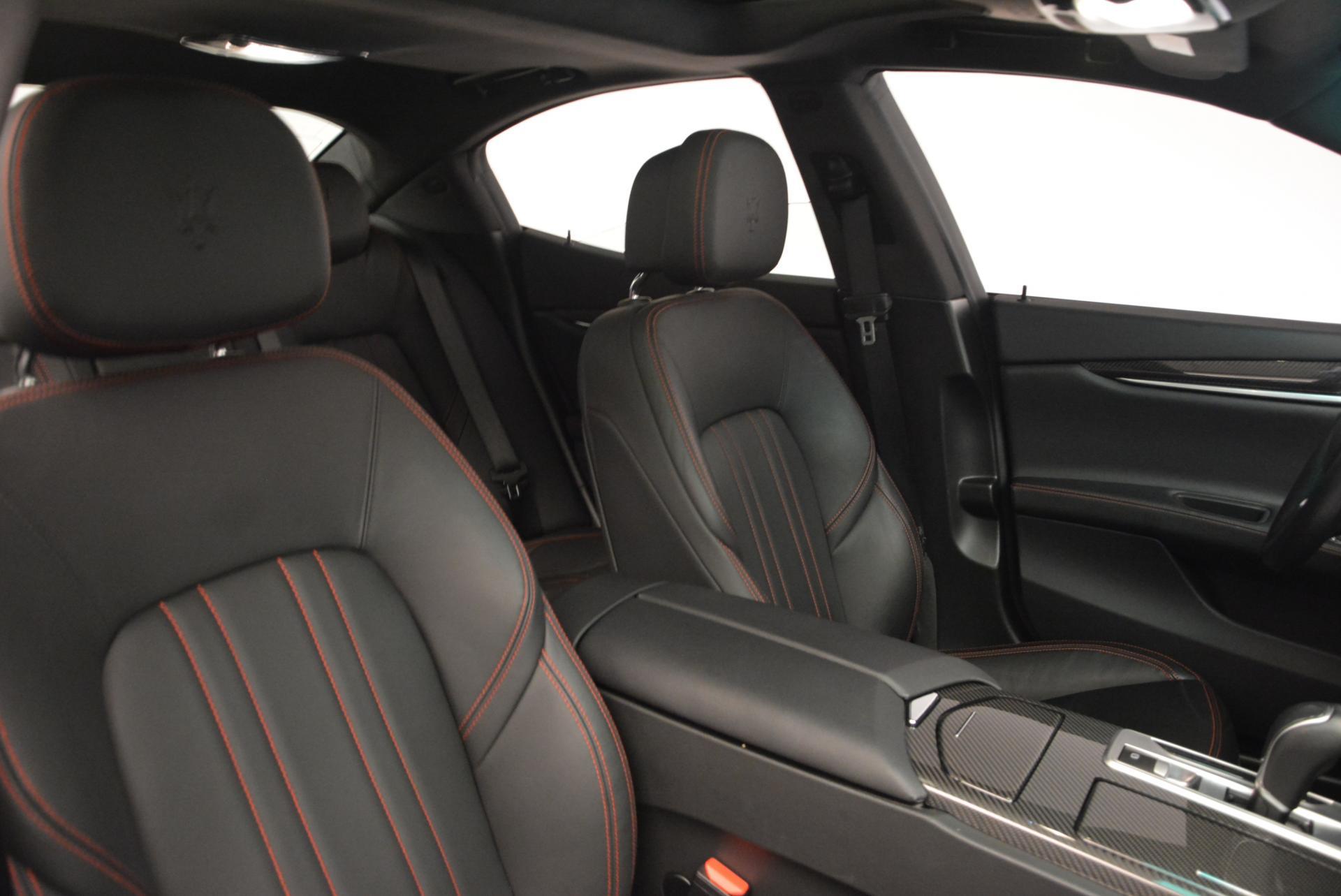 Used 2015 Maserati Ghibli S Q4 For Sale 0 In Greenwich, CT