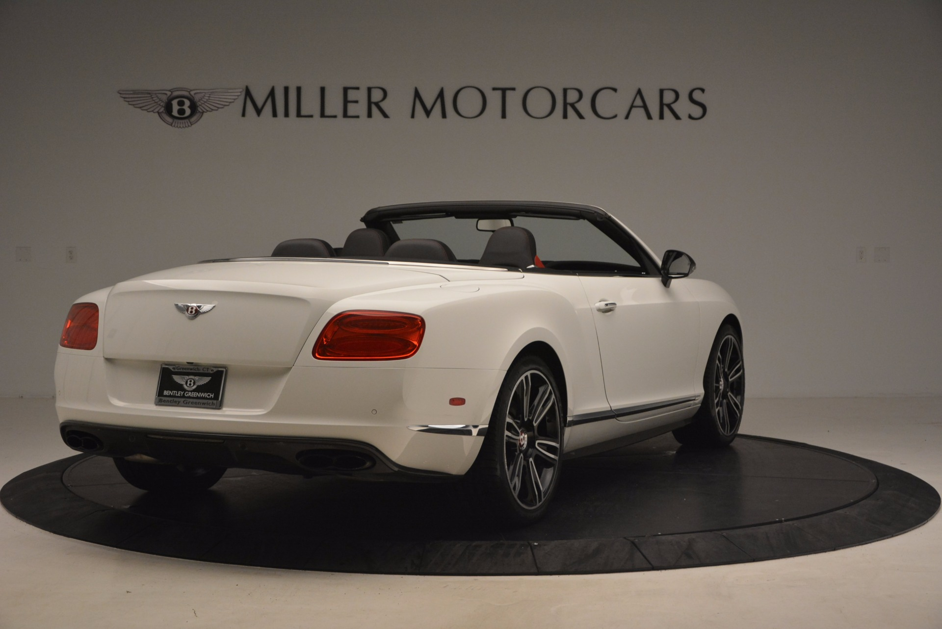 Used 2013 Bentley Continental GT V8 For Sale 0 In Greenwich, CT