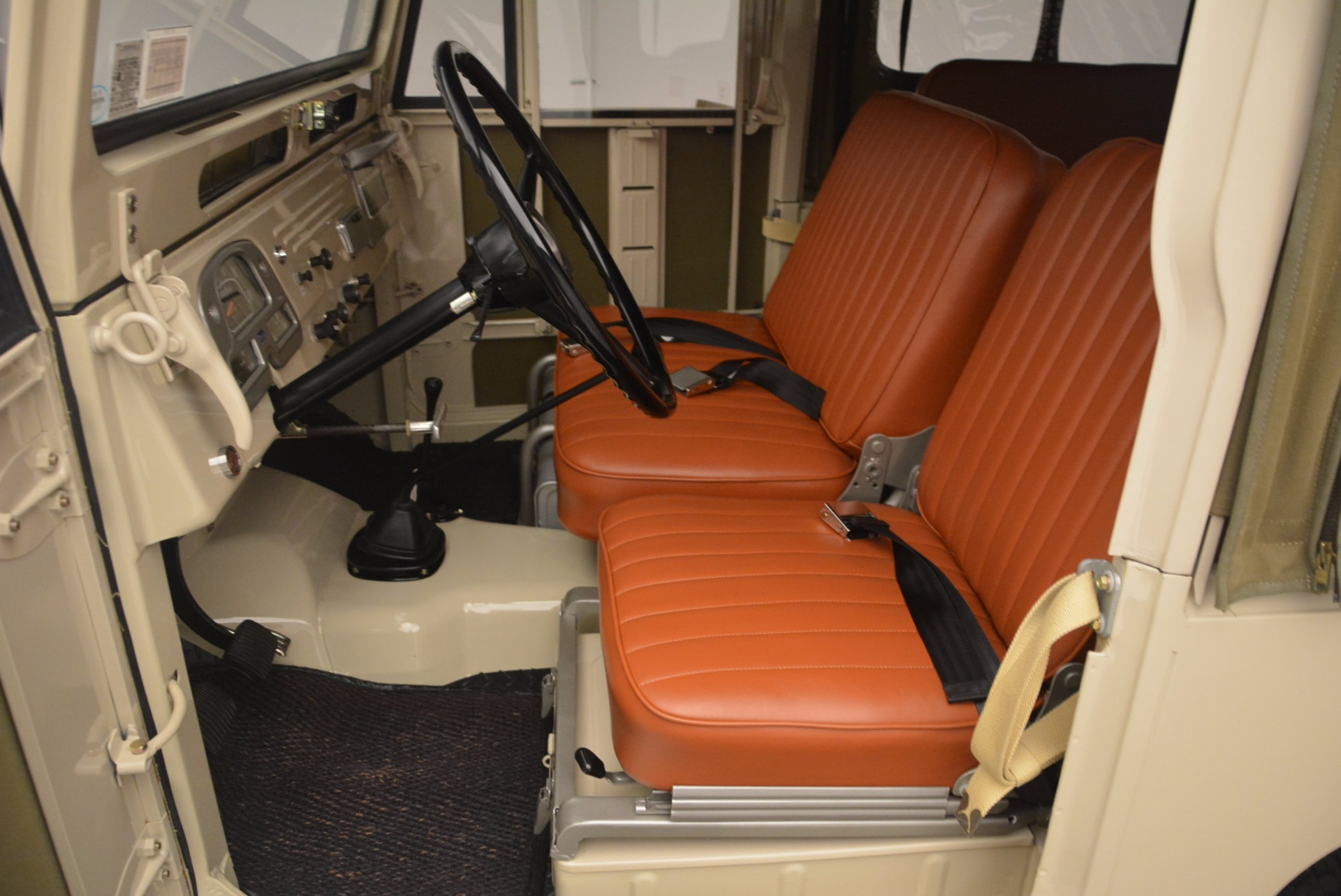 Used 1966 Toyota FJ40 Land Cruiser Land Cruiser For Sale 0 In Greenwich, CT