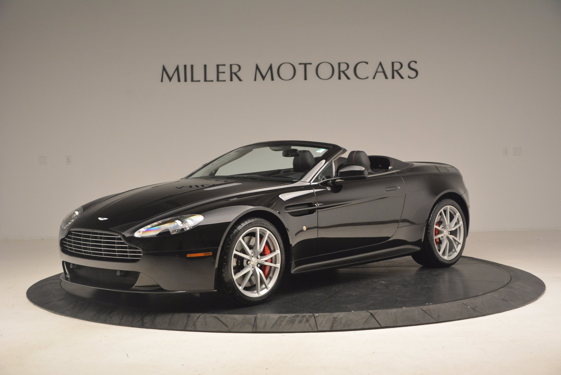 Used 2012 Aston Martin V8 Vantage S Roadster For Sale 0 In Greenwich, CT