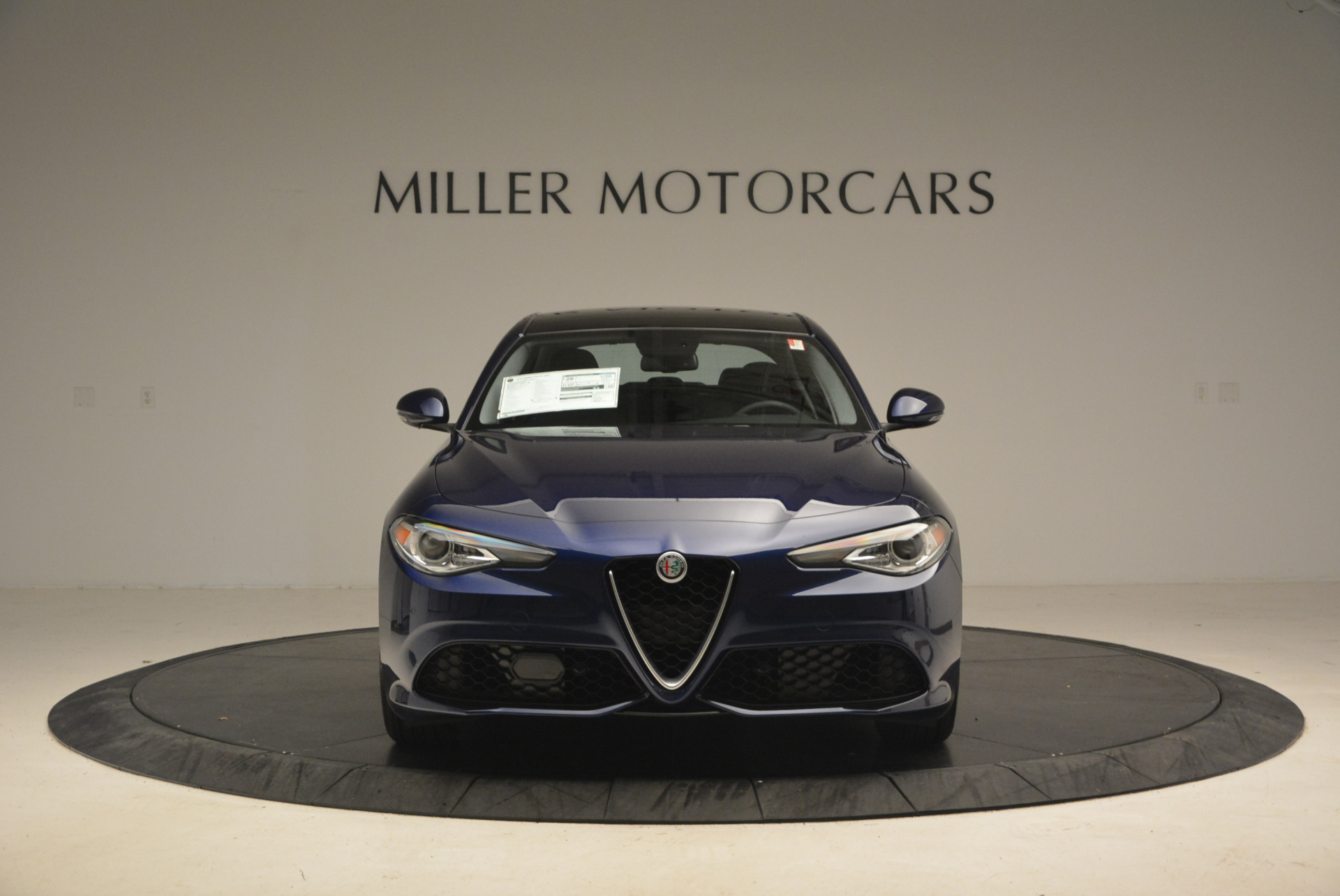 New 2017 Alfa Romeo Giulia Sport Q4 For Sale 0 In Greenwich, CT