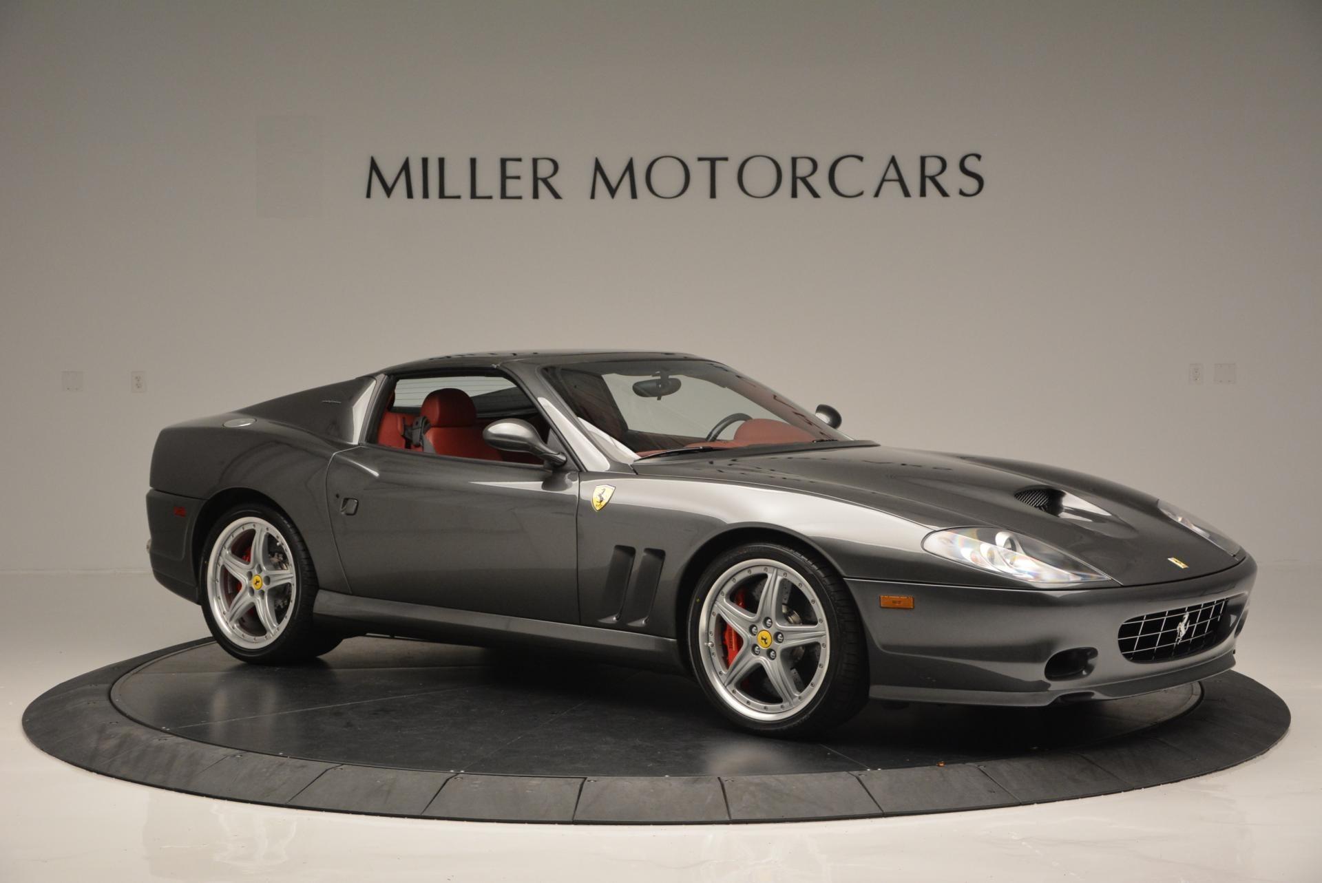 Used 2005 Ferrari Superamerica  For Sale 379900 In Greenwich, CT