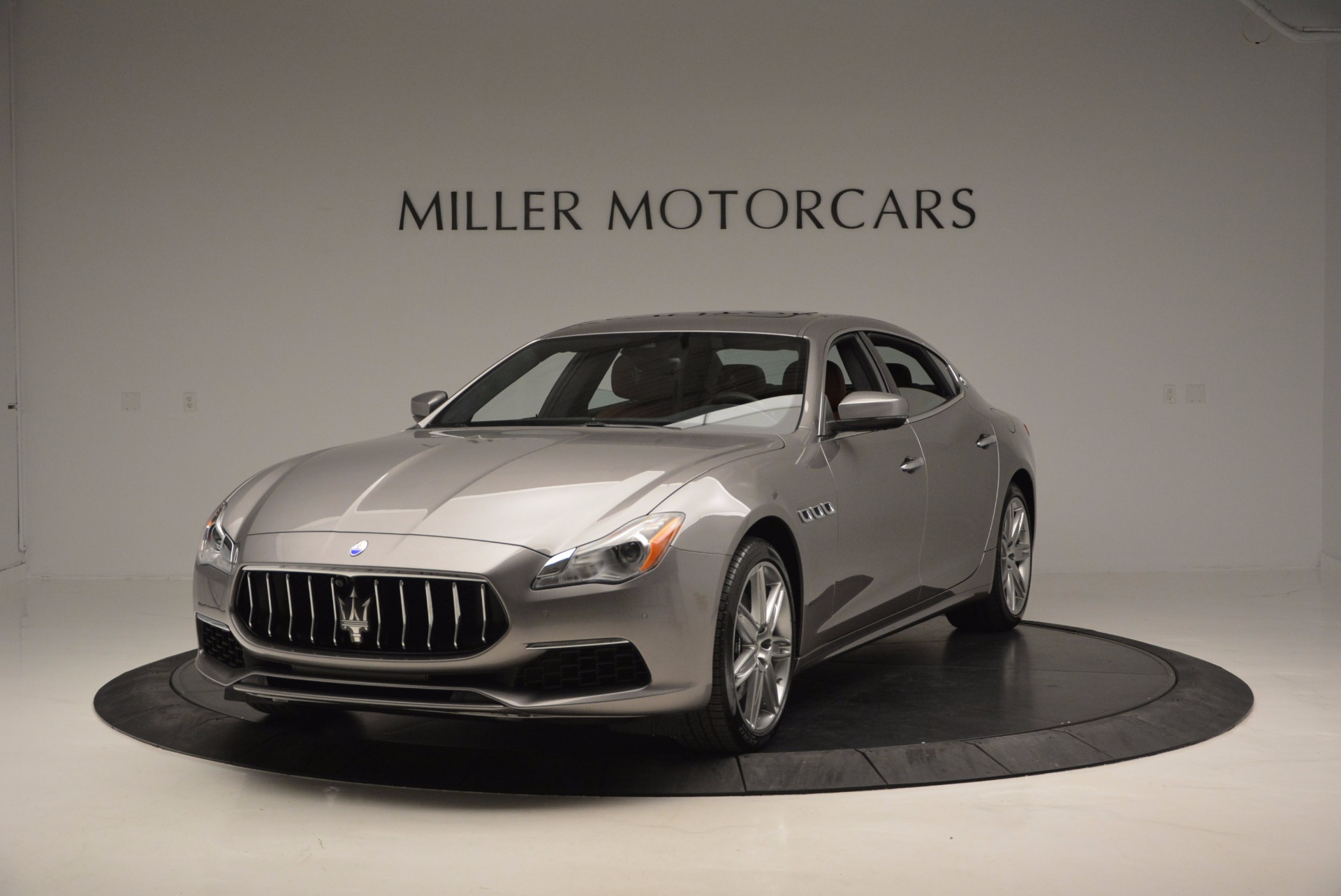 New 2017 Maserati Quattroporte S Q4 GranLusso For Sale 0 In Greenwich, CT