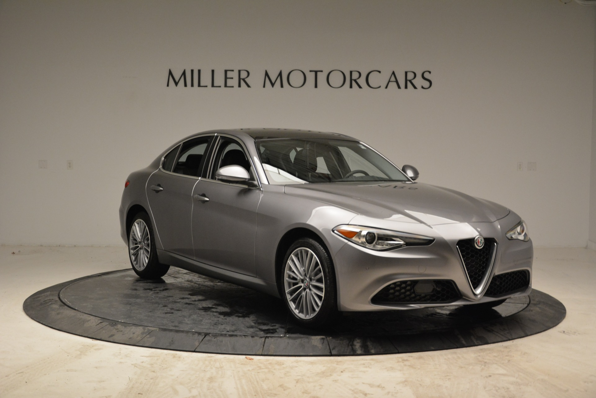 New 2017 Alfa Romeo Giulia Ti Lusso Q4 For Sale 0 In Greenwich, CT