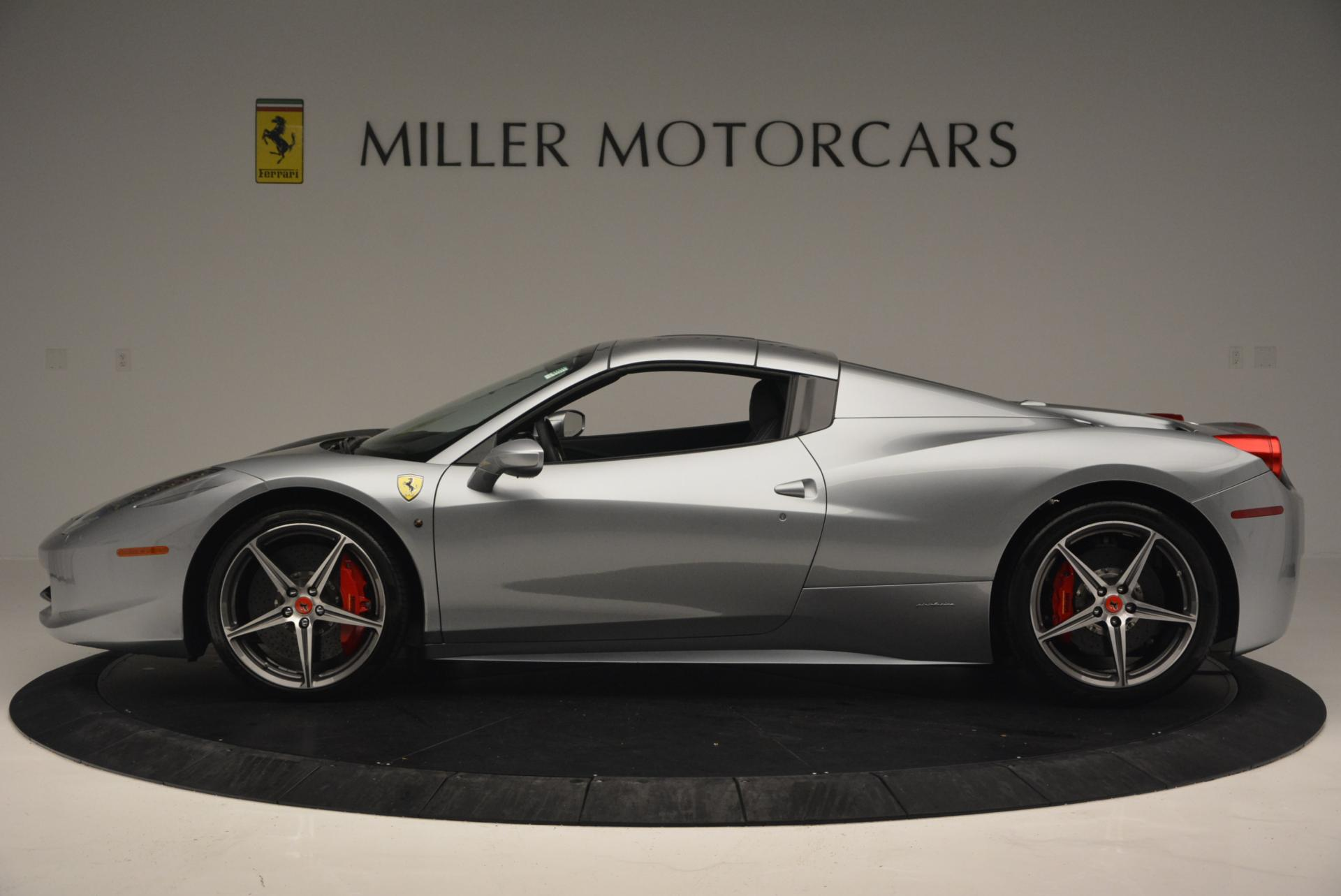 Used 2013 Ferrari 458 Spider  For Sale 214900 In Greenwich, CT