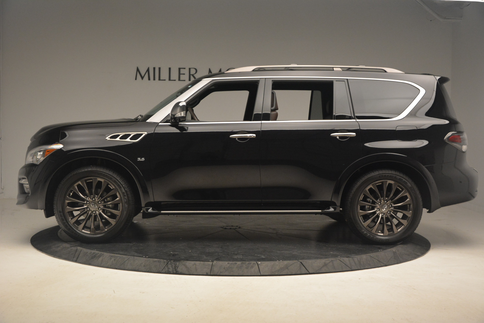 Used 2015 INFINITI QX80 Limited 4WD For Sale 0 In Greenwich, CT