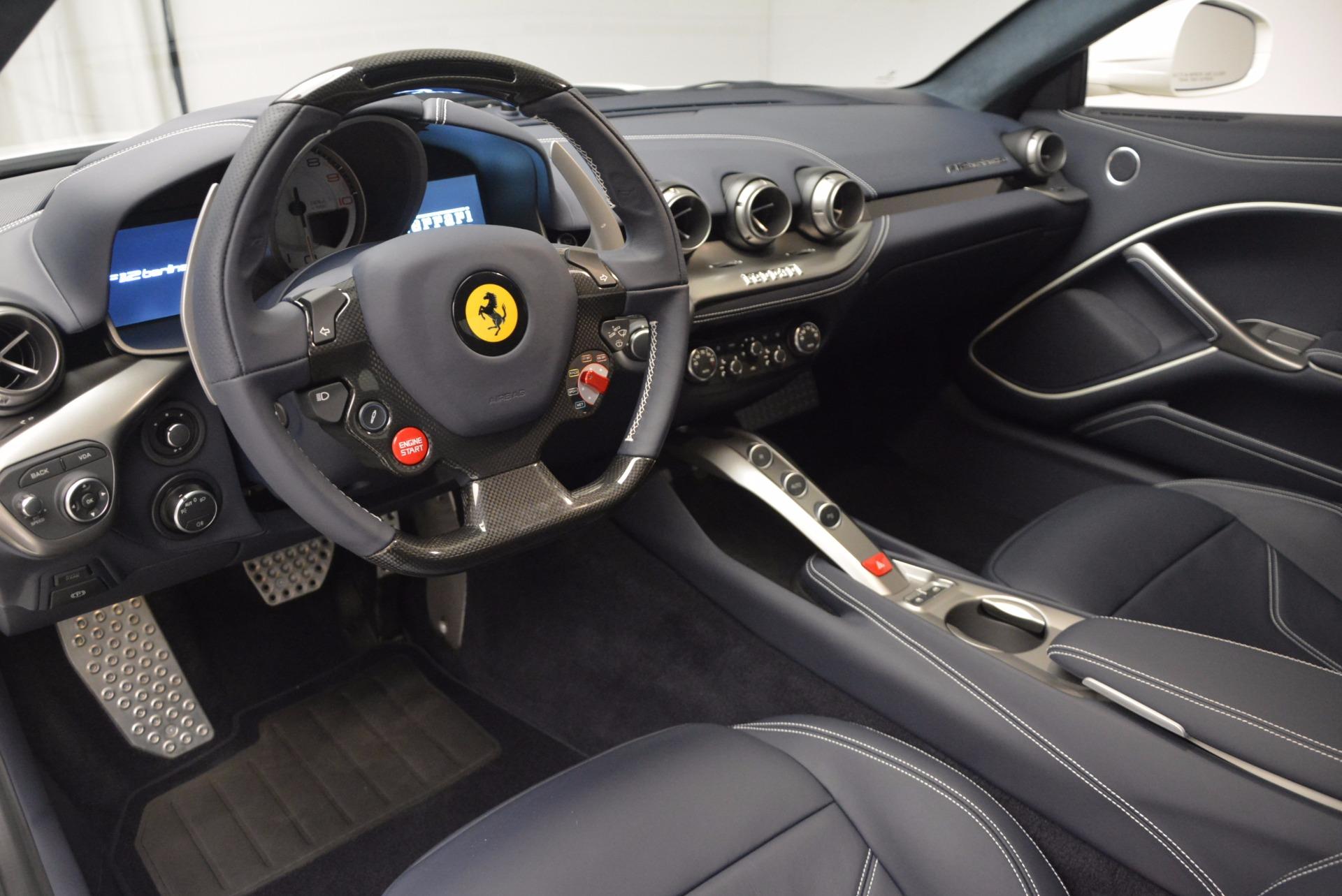 Used 2017 Ferrari F12 Berlinetta  For Sale 0 In Greenwich, CT