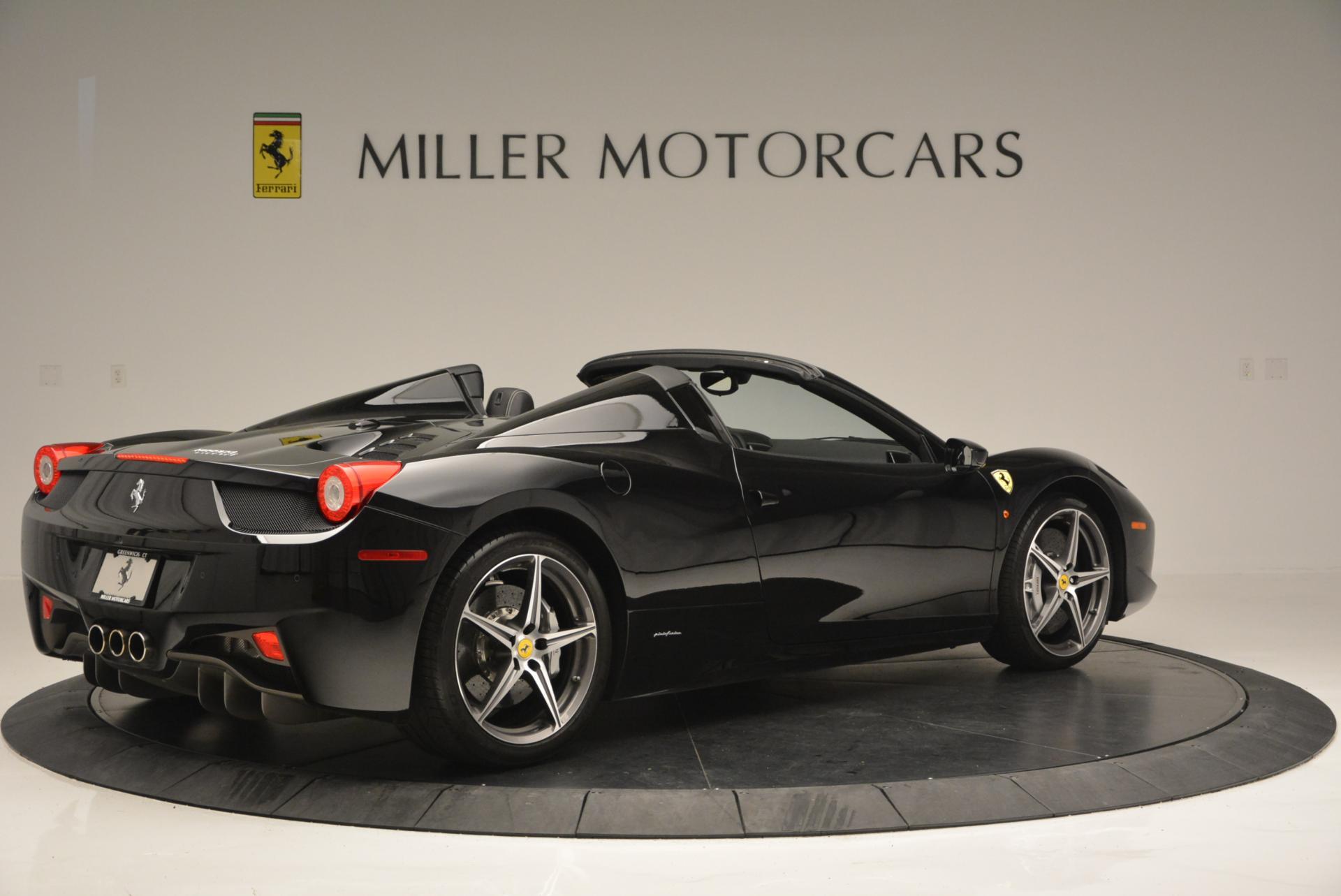 Used 2012 Ferrari 458 Spider  For Sale 204900 In Greenwich, CT