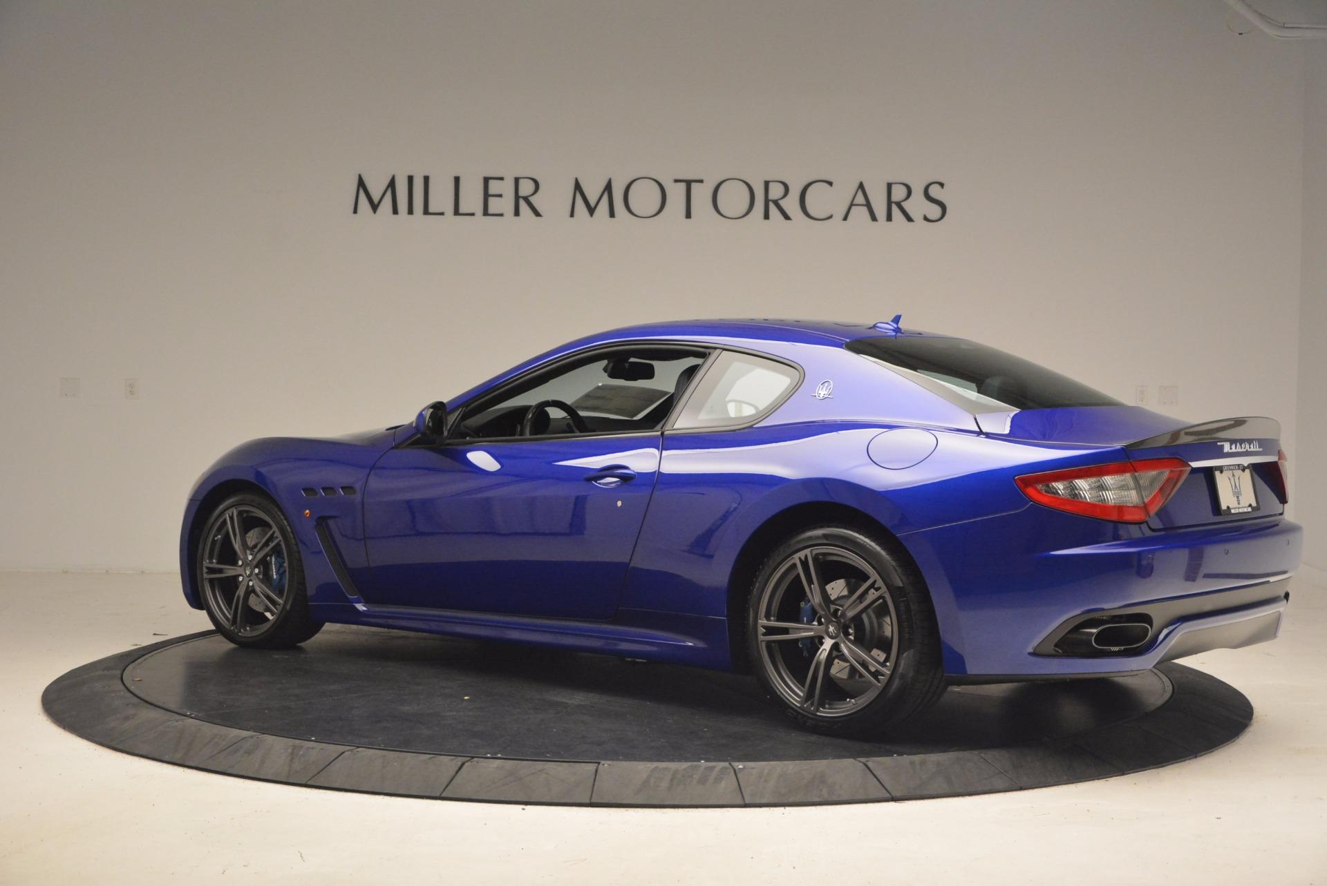 New 2017 Maserati GranTurismo Sport Coupe Special Edition For Sale 0 In Greenwich, CT