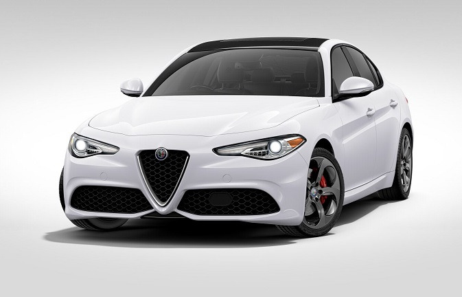 New 2017 Alfa Romeo Giulia Q4 For Sale 0 In Greenwich, CT