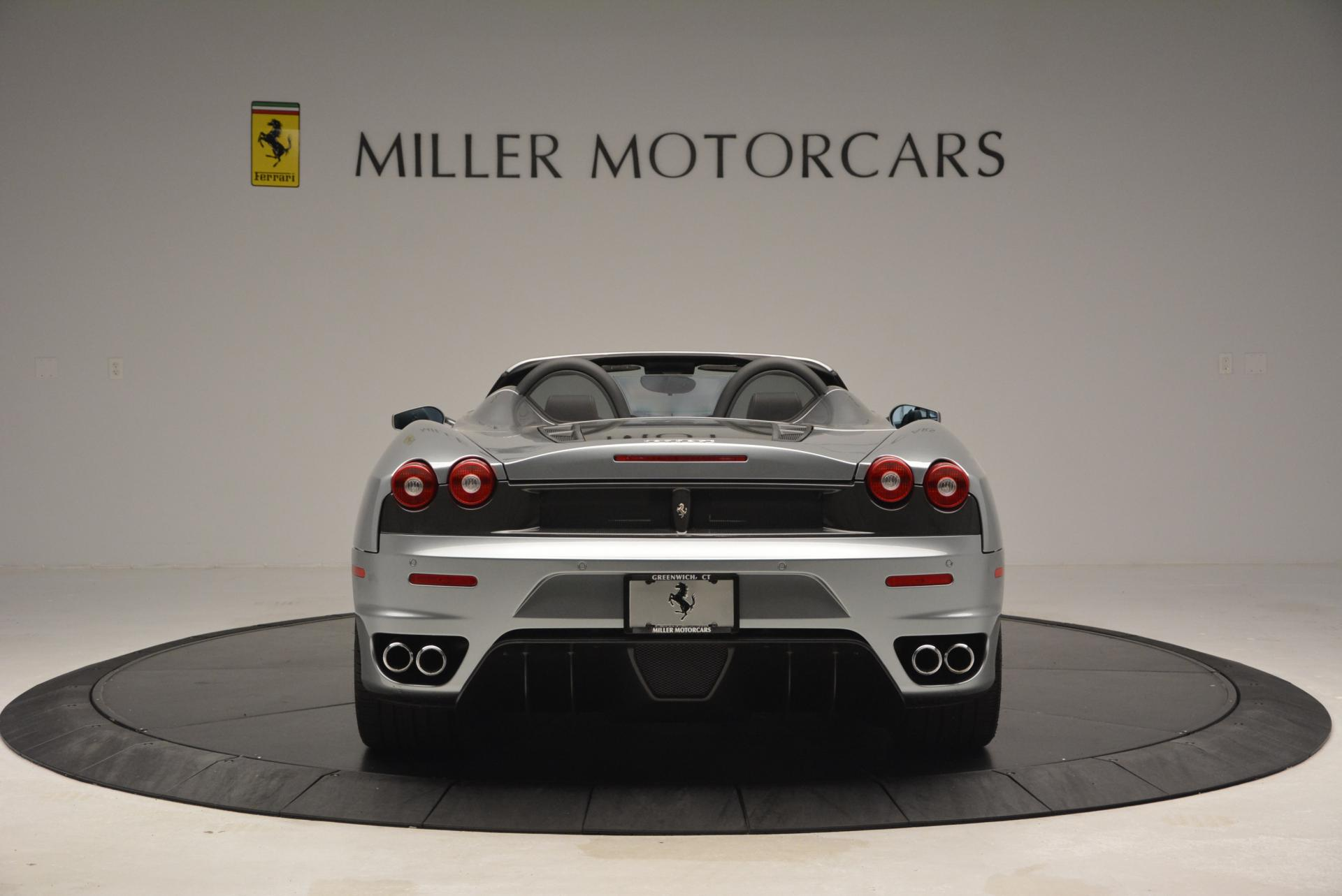Used 2009 Ferrari F430 Spider F1 For Sale 0 In Greenwich, CT