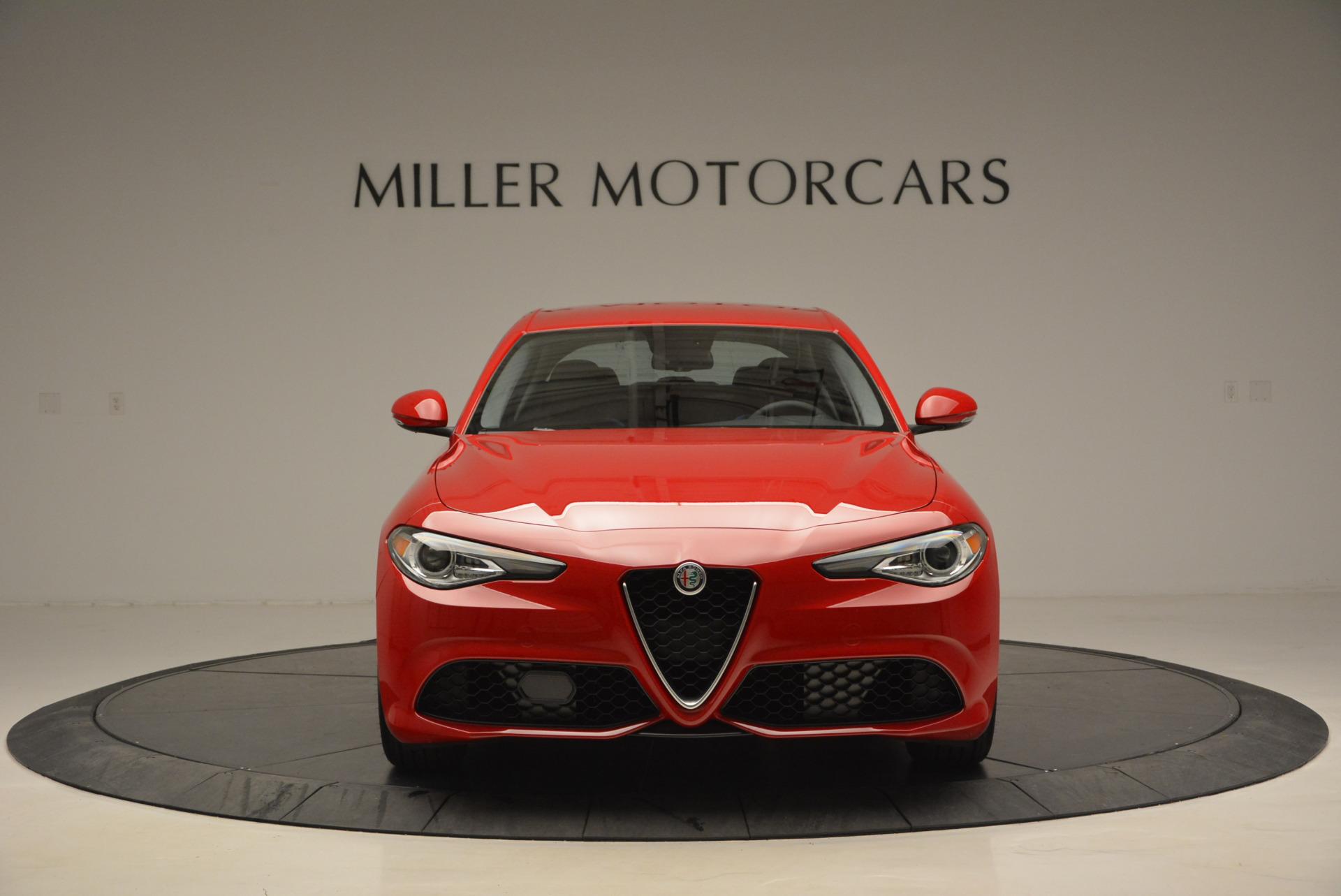 New 2017 Alfa Romeo Giulia Sport Q4 For Sale 0 In Greenwich, CT