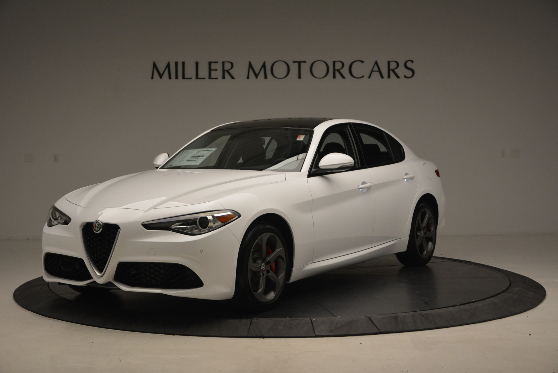 New 2017 Alfa Romeo Giulia Ti Sport Q4 For Sale 0 In Greenwich, CT