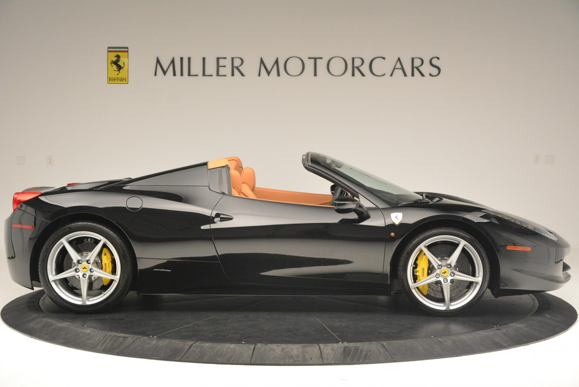 Used 2015 Ferrari 458 Spider  For Sale 0 In Greenwich, CT