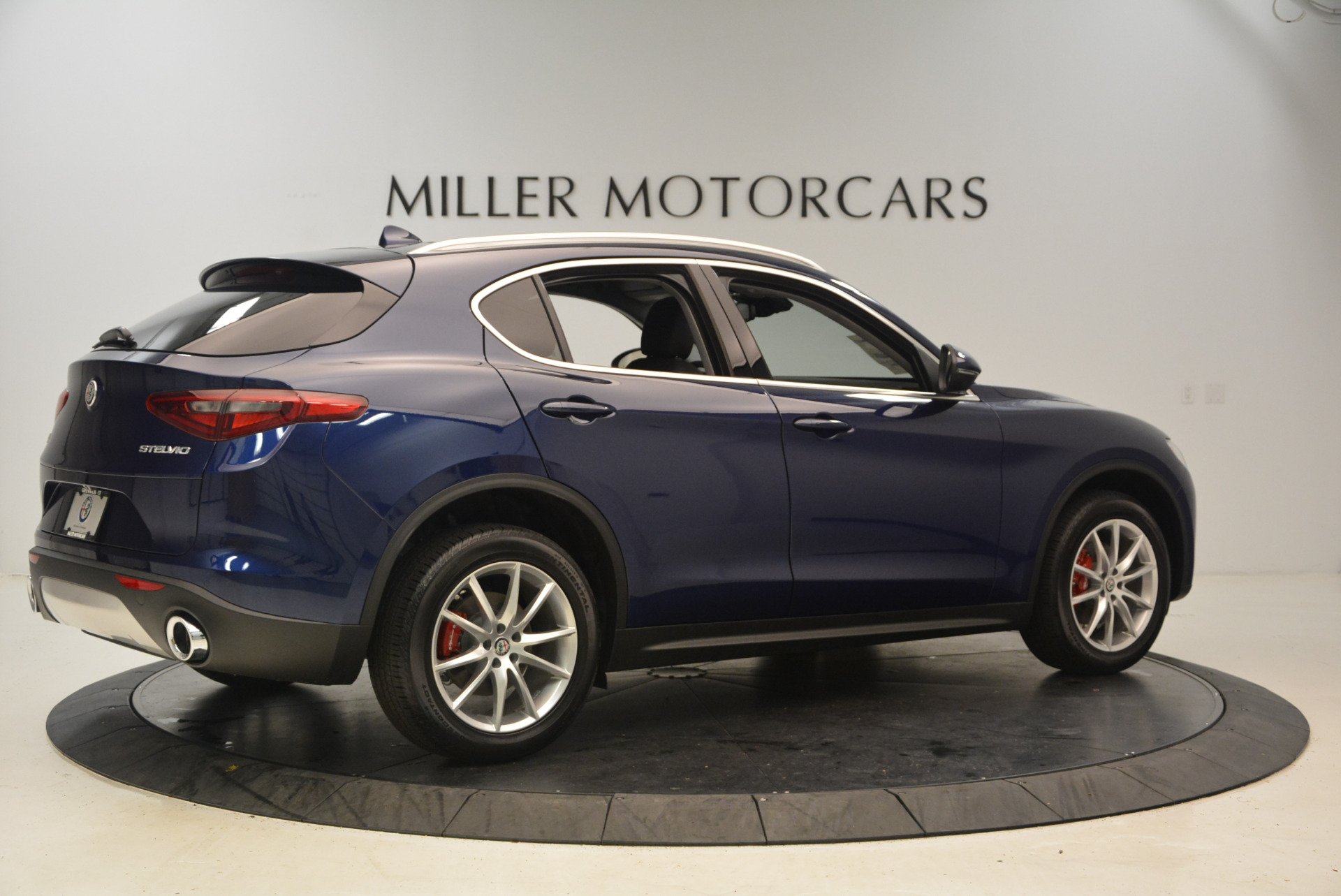 New 2018 Alfa Romeo Stelvio Ti Q4 For Sale 0 In Greenwich, CT