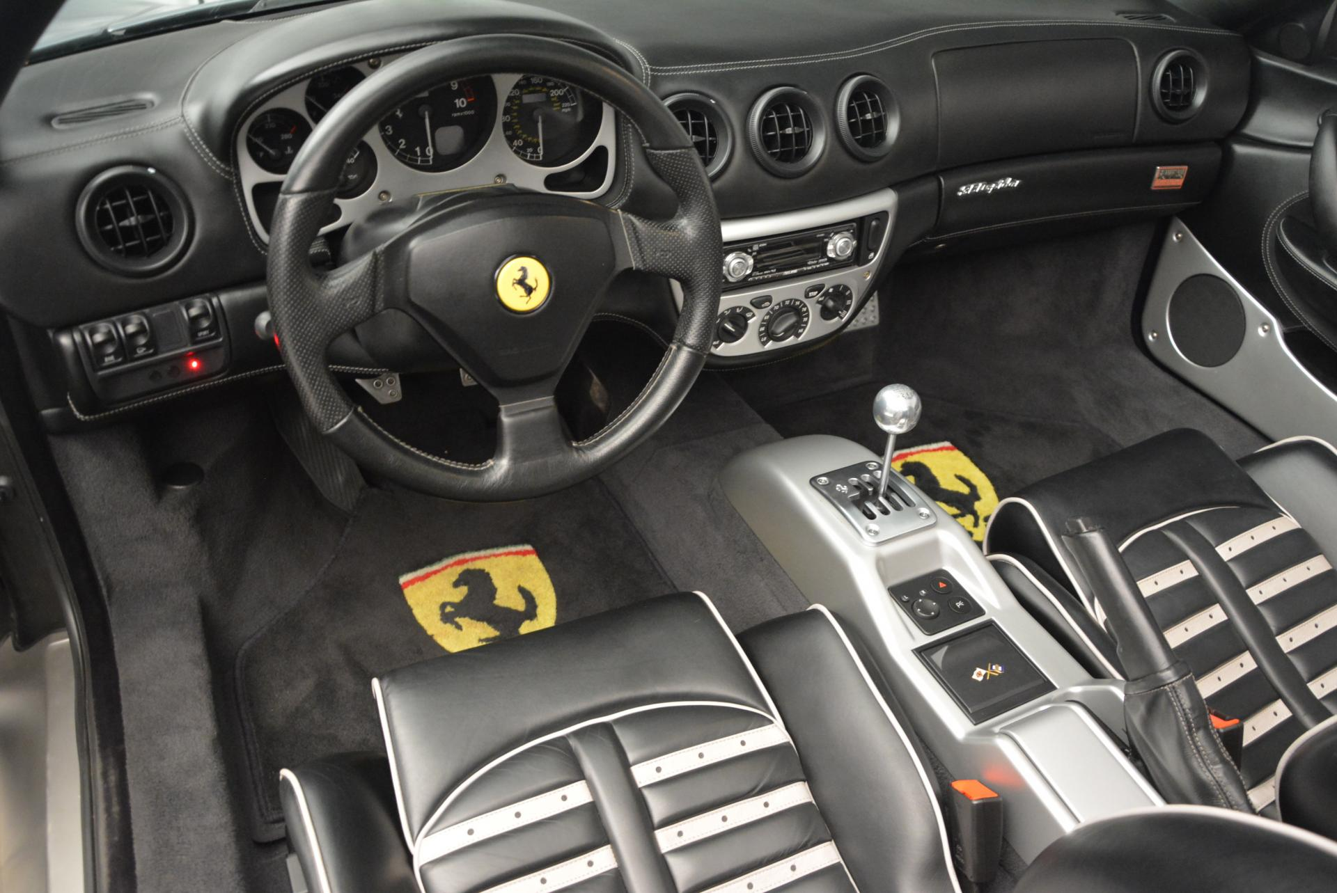 Used 2004 Ferrari 360 Spider 6-Speed Manual  For Sale 0 In Greenwich, CT